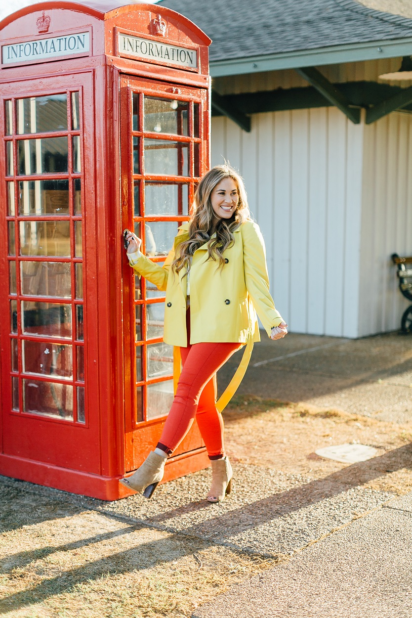 Spring Bold Colors styled by popular fashion blogger, Walking in Memphis in High Heels