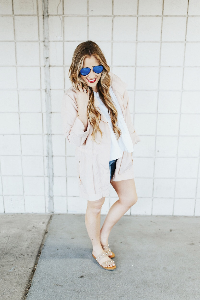 Trend Spin Linkup – Pastels + Tart Collections Jacket Giveaway!!