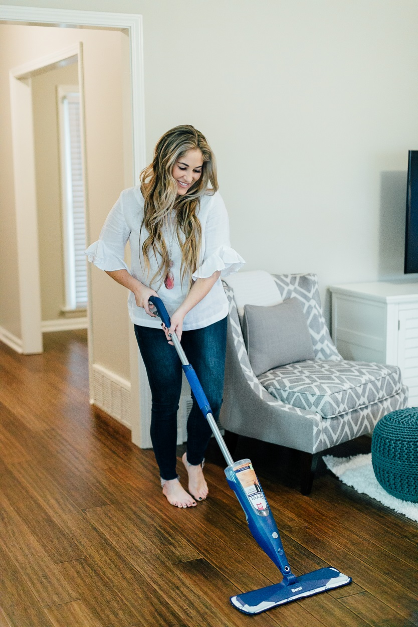 The Easiest Way to Clean All Types of Floors