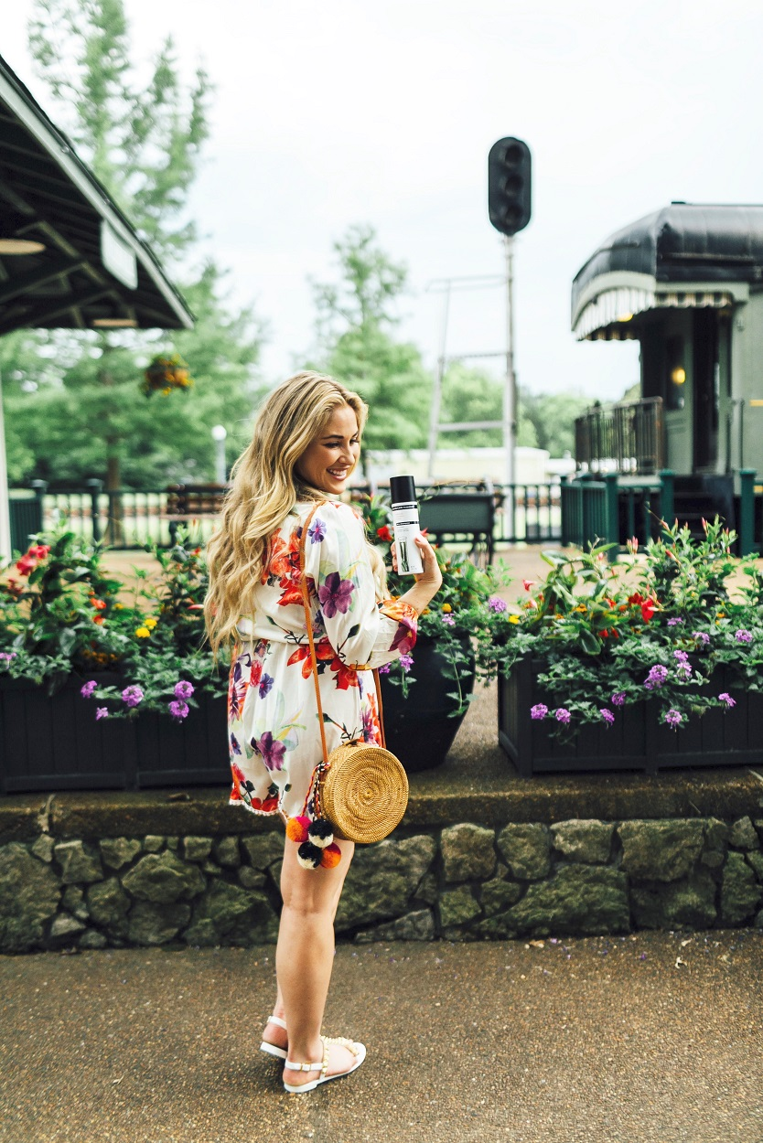 My Favorite Dry Shampoo featured by popular style blogger, Walking in Memphis in High Heels