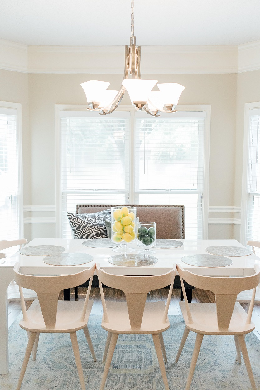 Refreshing Summer Home Decor for my Dining Room & Kitchen
