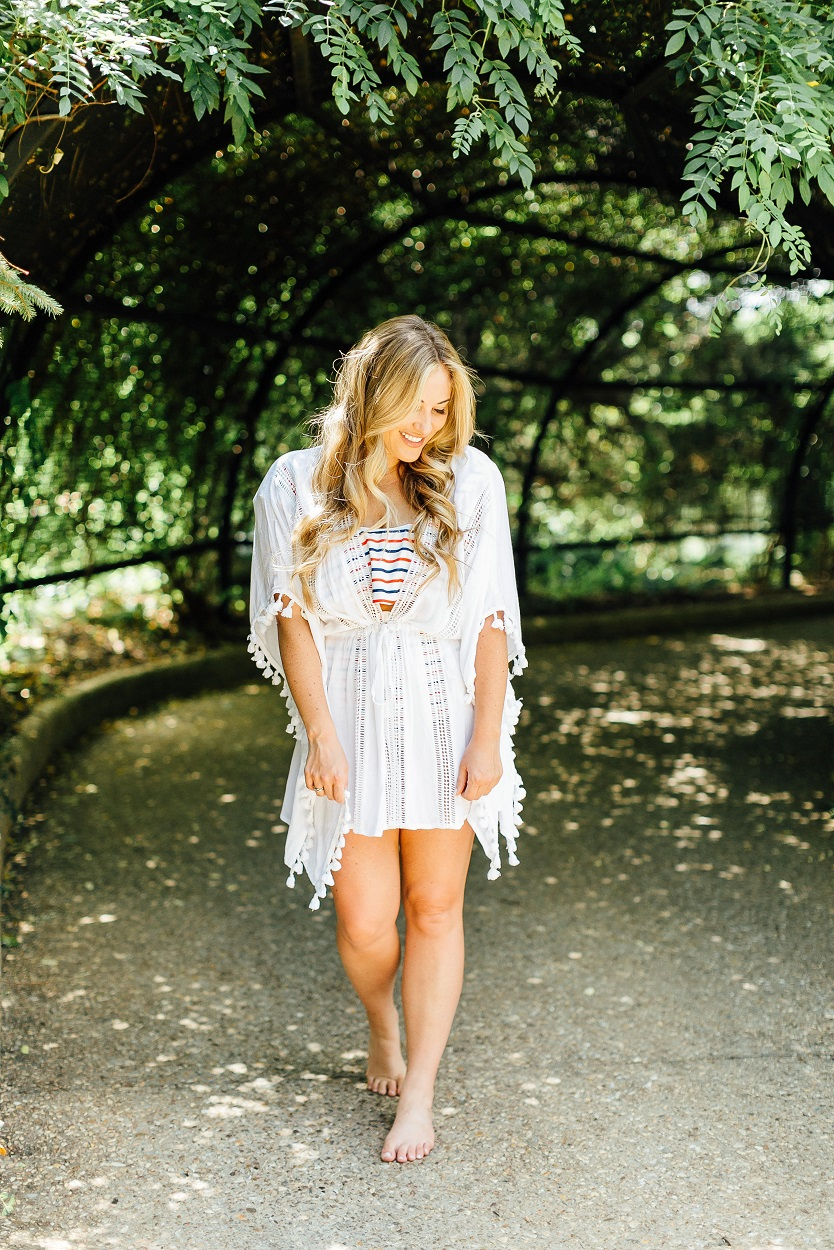 Kingdom & State Swimsuit featured by popular fashion blogger, Walking in Memphis in High Heels