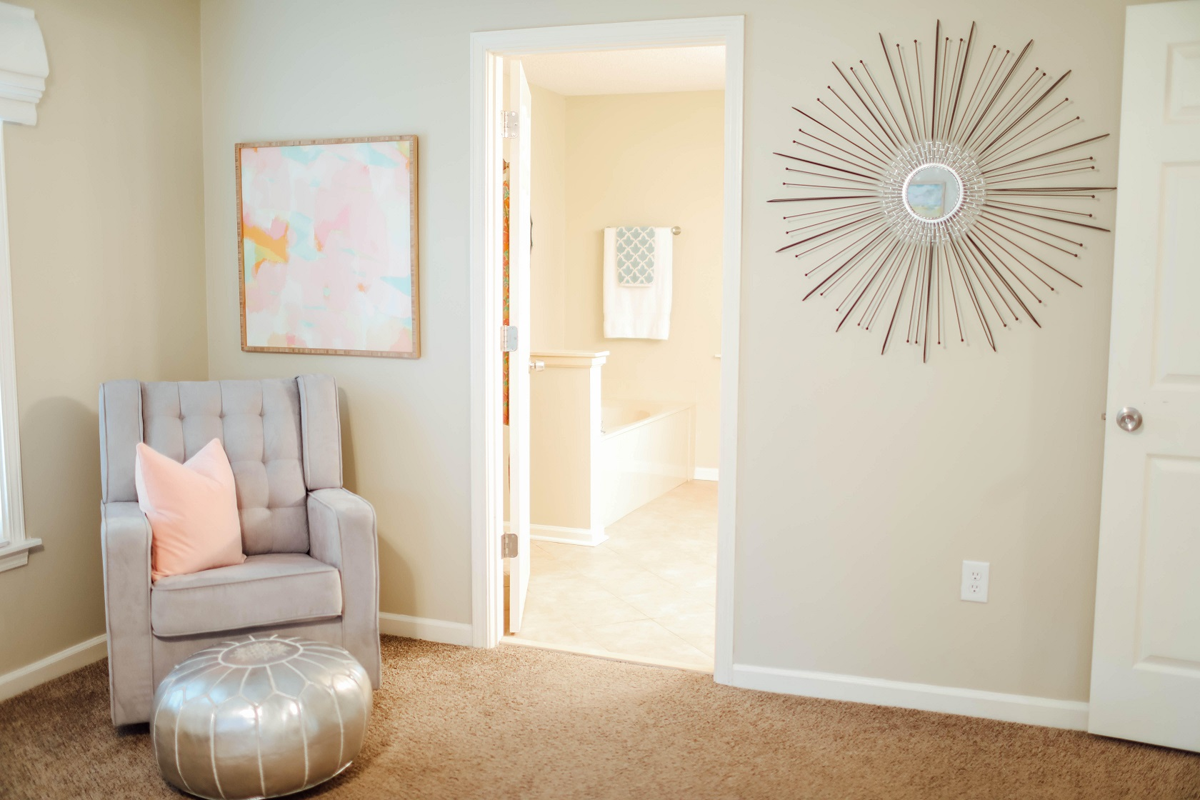 My Master Bedroom Update & Bathroom Update for Summer featured by popular lifestyle blogger Walking in Memphis in High Heel
