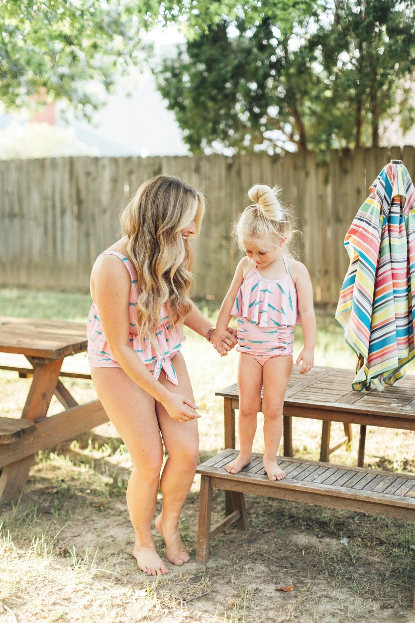 5 More Weekends of Summer + Kortni Jeane Swimsuit Giveaway!!