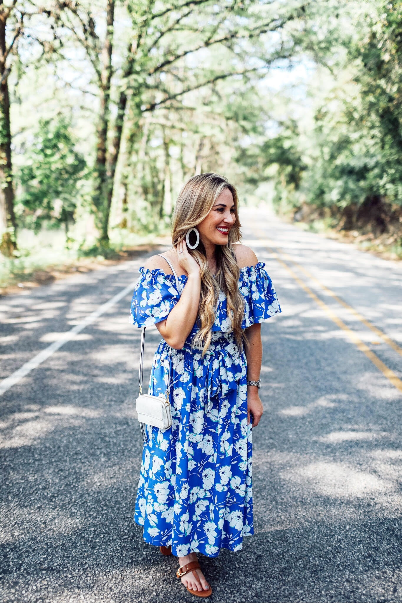 Nordstrom cute floral dresses featured by popular fashion blogger, Walking in Memphis in High Heels