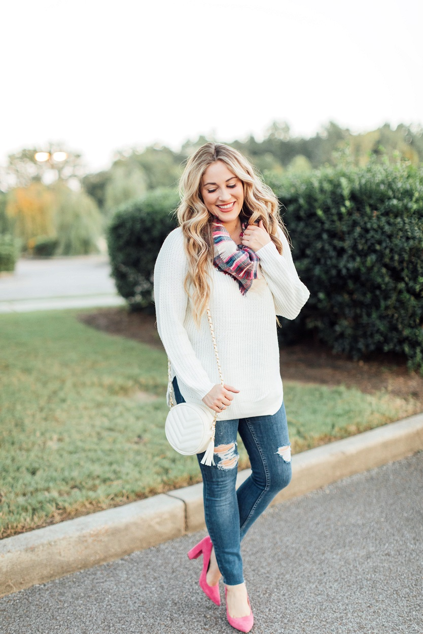 Fall Sweaters and Vests featured by top fashion blog, Walking in Memphis in High Heels