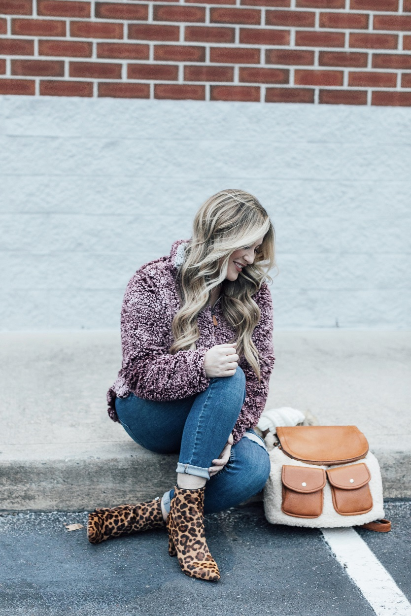 Pullover Sweaters for Fall & Winter styled by top fashion blog, Walking in Memphis in High Heels