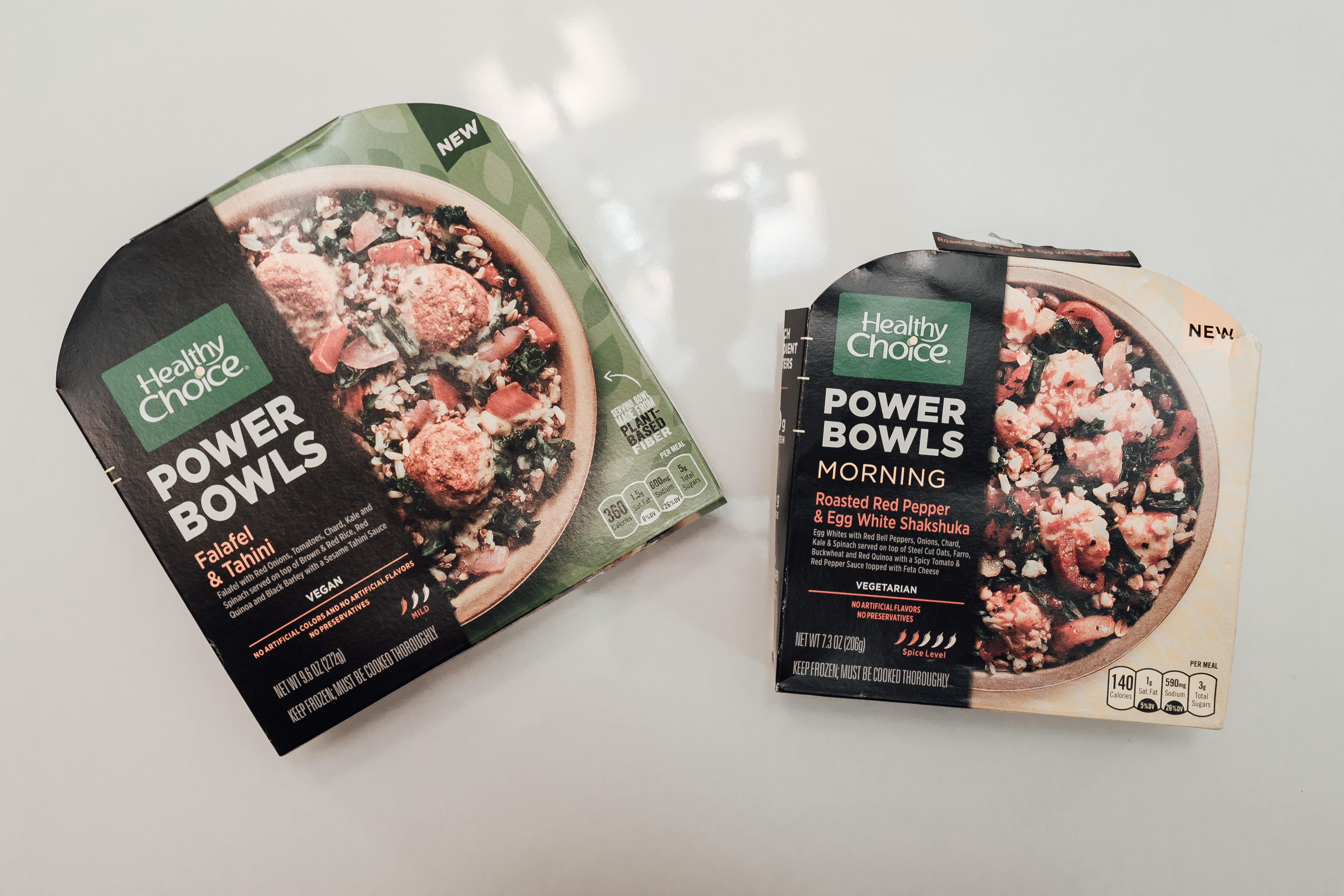 Healthy Choice Power Bowls: Quick, Easy & Filling Meals for on the Go featured by top US lifestyle blog, Walking in Memphis in High Heels: image of Healthy Choice Power Bowls