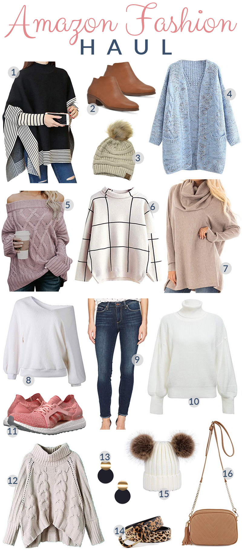 93c61cee35 Amazon Fashion Haul featured by top US fashion blog