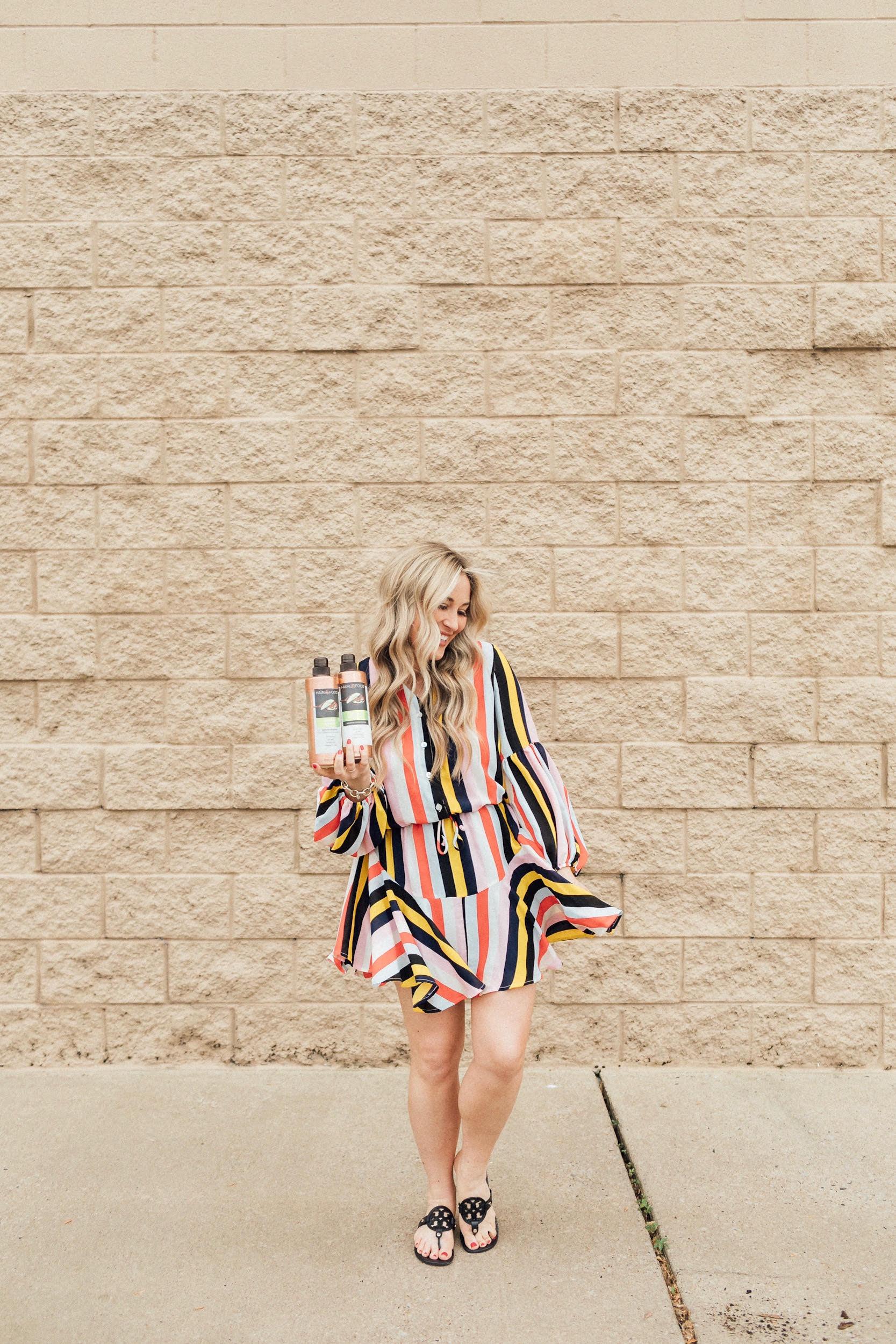 Hair Food products reviewed by top US beauty blog, Walking in Memphis in High Heels