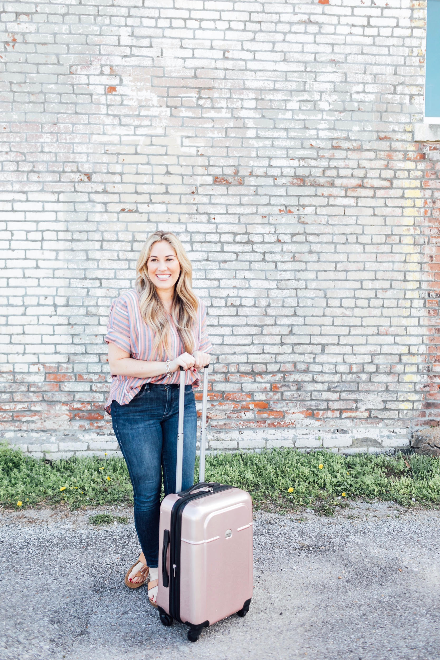 A Complete Spring Trip Packing List + Delsey Spinner Carry-On Suitcase & Trip to Paris Giveaway!!