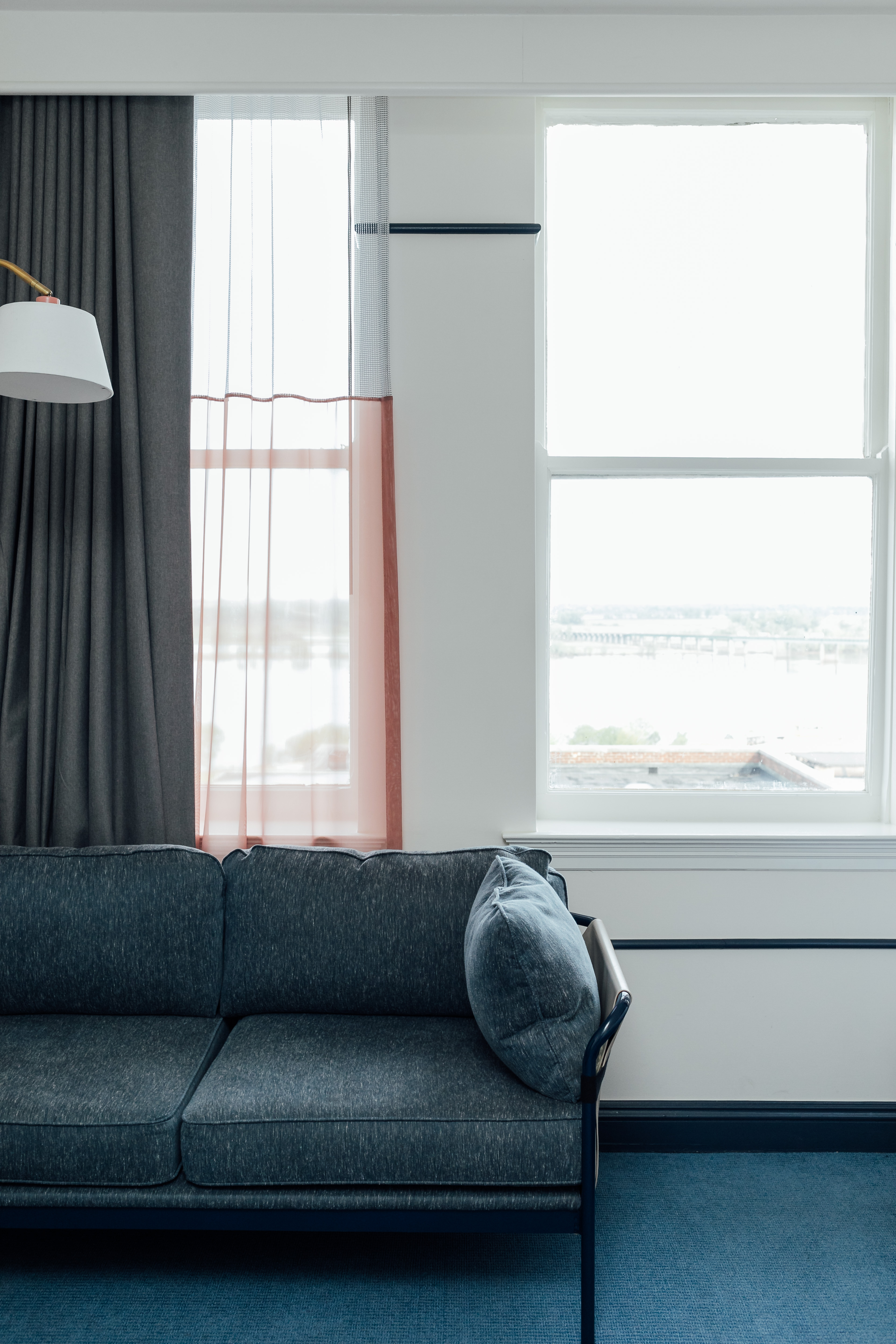 Hu Hotel review featured by top Memphis blog, Walking in Memphis in High Heels: image of Hotel Hu, a new hotel in Downtown Memphis