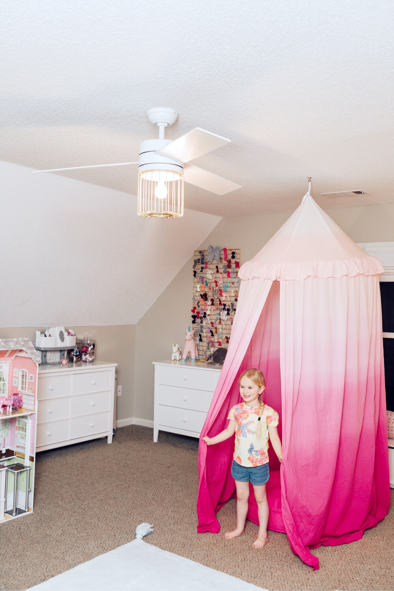 Cute & Affordable Toddler Bedroom Ideas to Update their Room