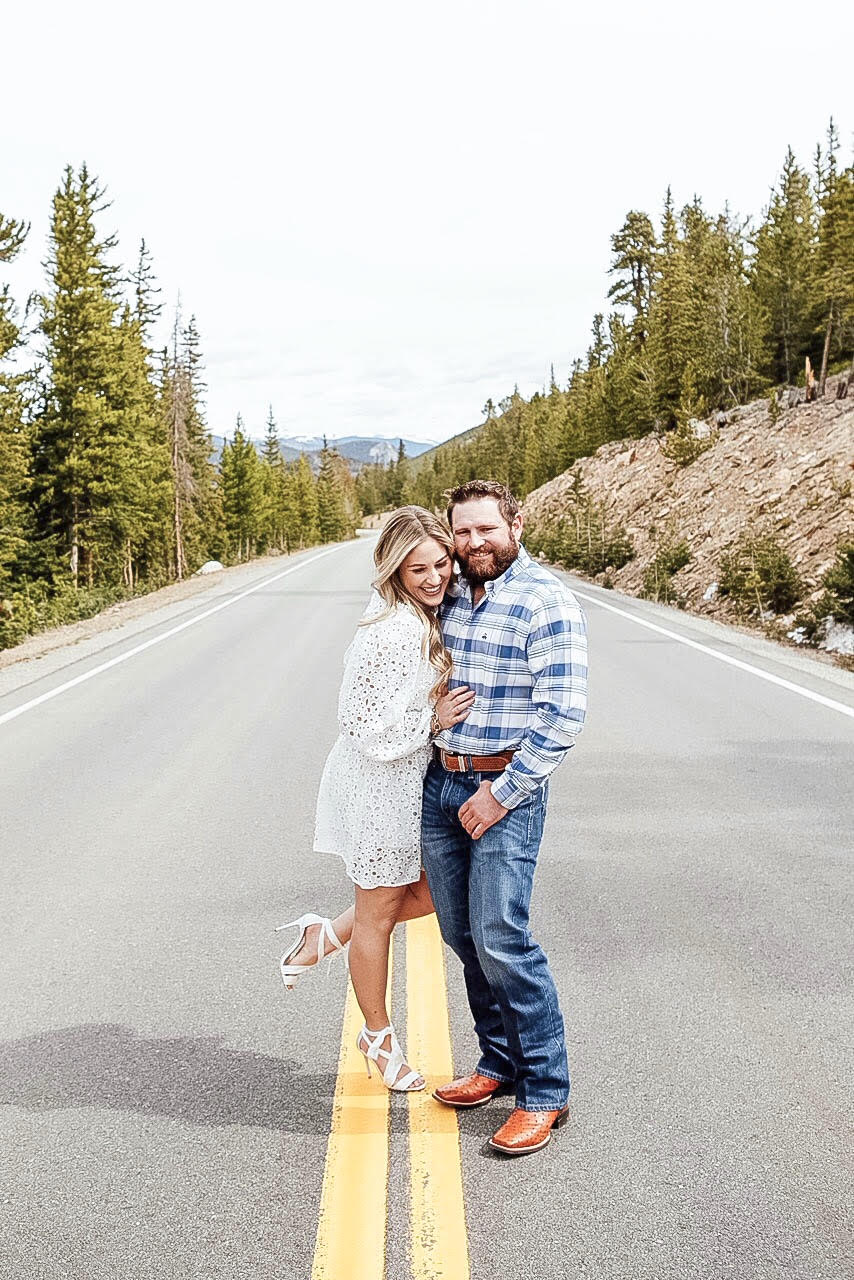 We're Engaged: Top US life and style blogger, Laura of Walking in Memphis in High Heels featured her engagement story