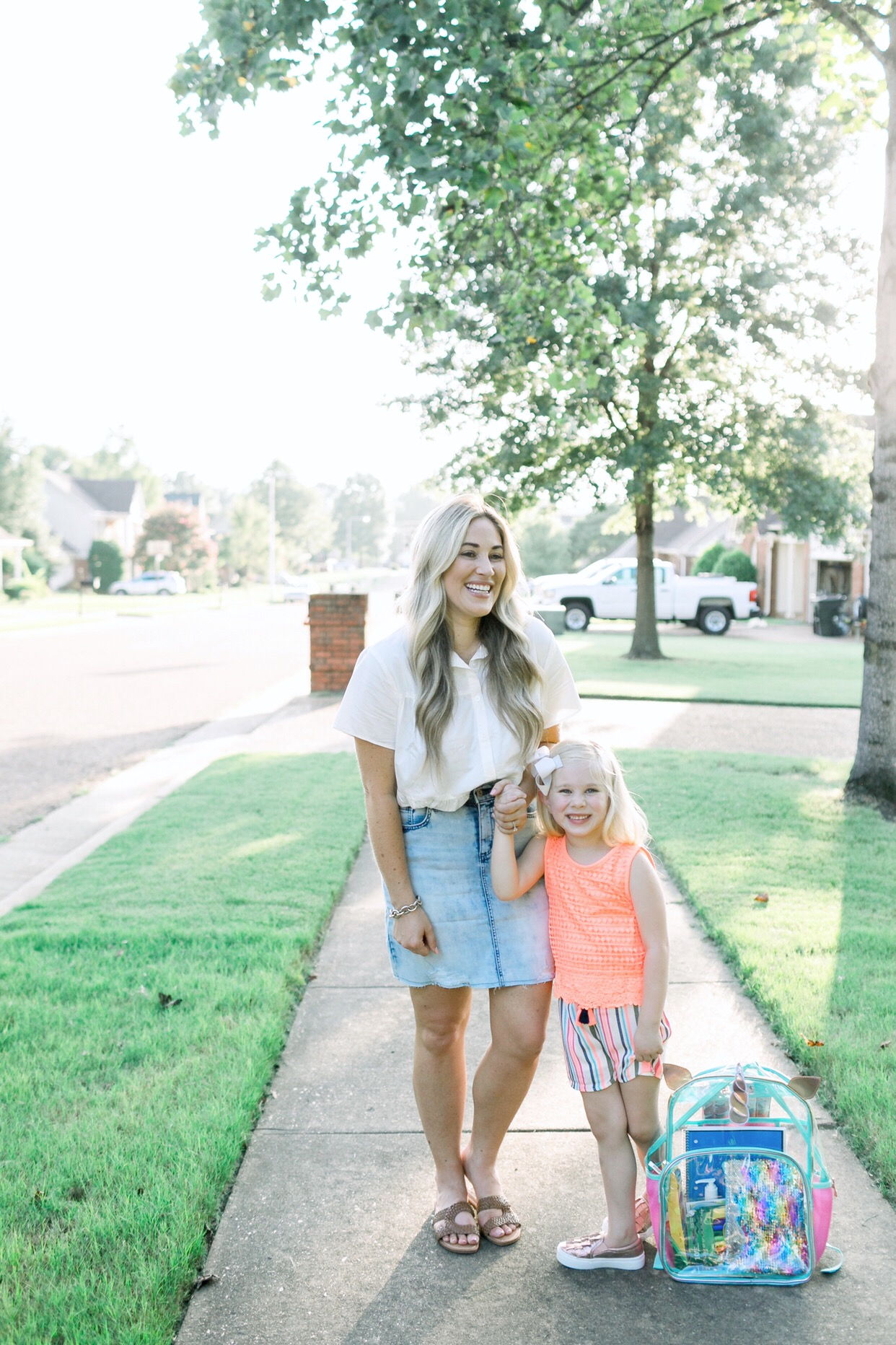 How to save money on your Back to School clothes shopping with Walmart, tips featured by top US life and style blog, Walking in Memphis in High Heels