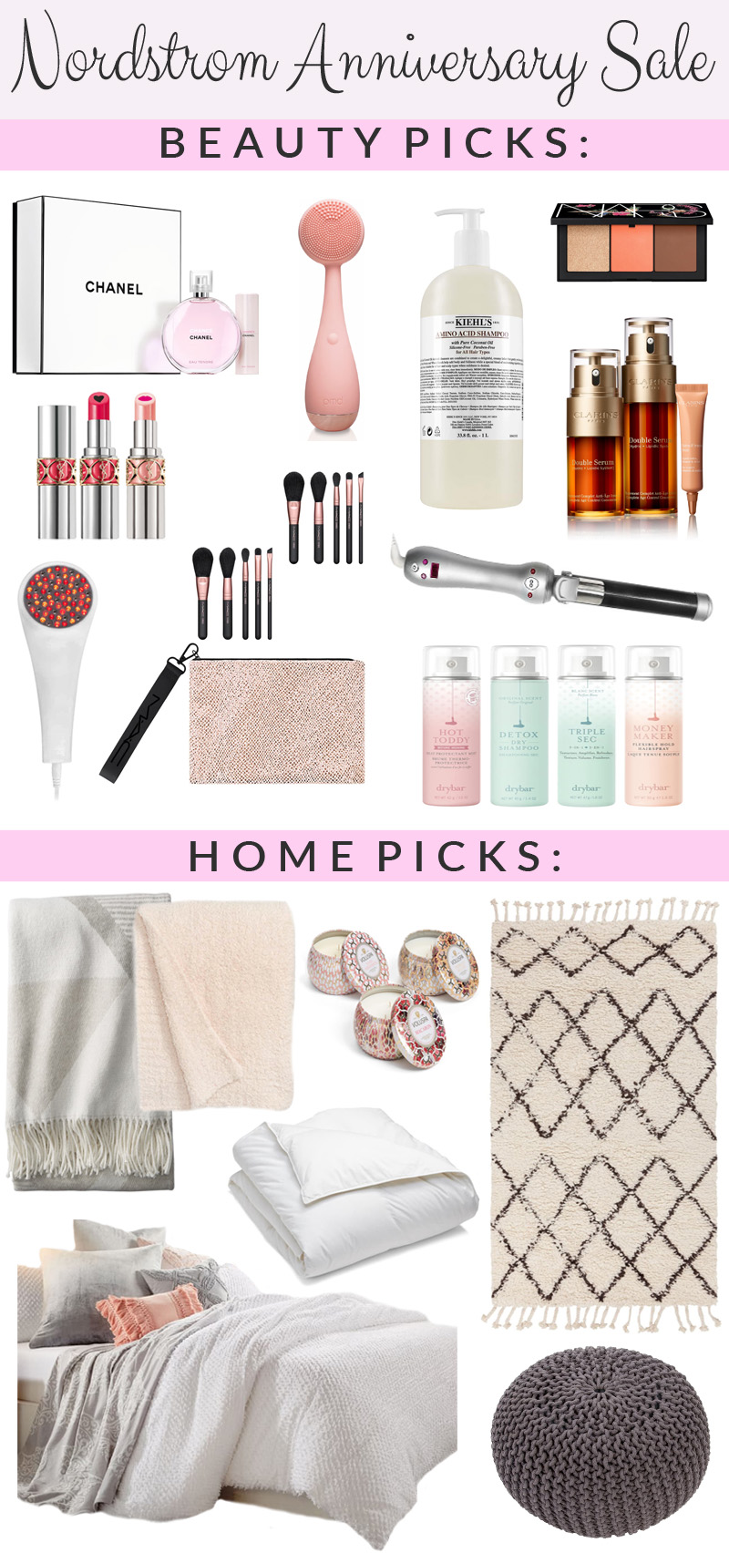 Nordstrom Anniversary Sale Beauty & Home Picks