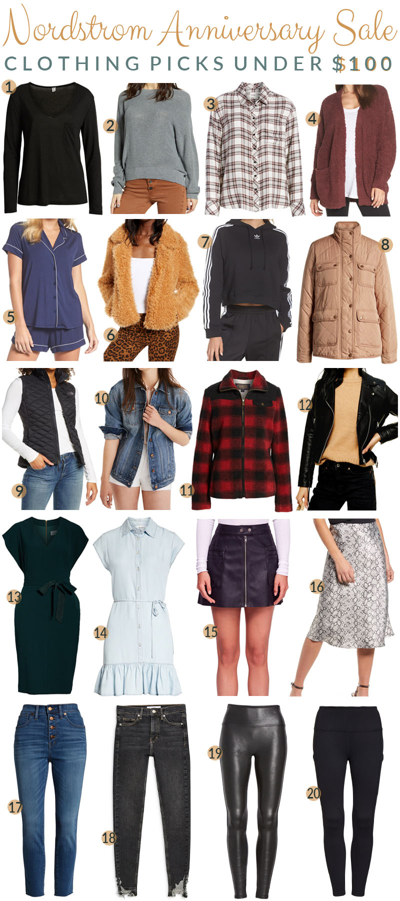 Nordstrom Anniversary Sale Public Access: Womens Fashion Picks Under $100 featured by top US fashion blog, Walking in Memphis in High Heels