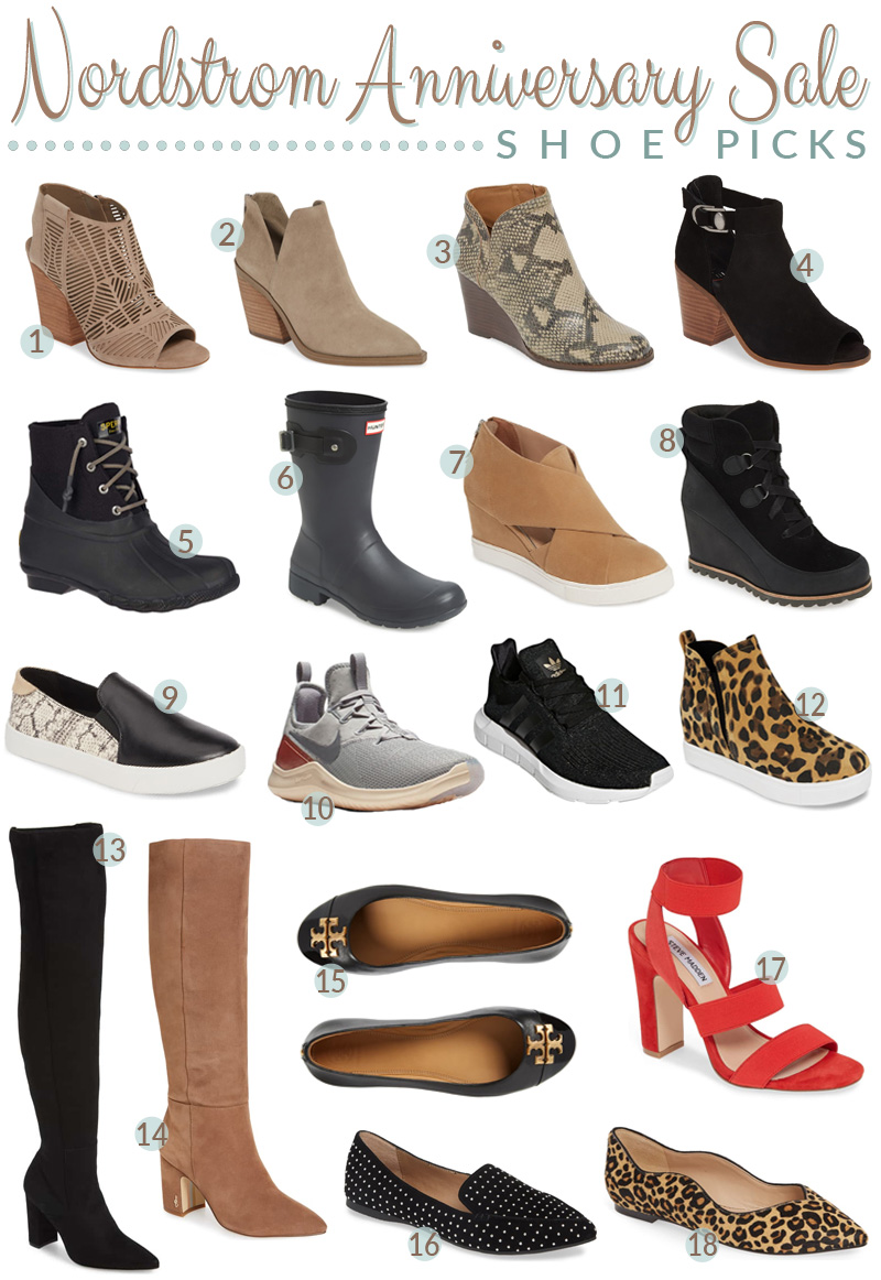Nordstrom Anniversary Sale: Best Shoes featured by top US fashion blog, Walking in Memphis in High Heels