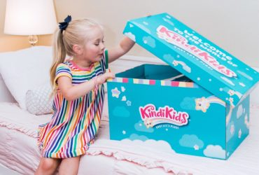 Kindi Kids: The Back to School Toy Your Kindergartener Will Love!