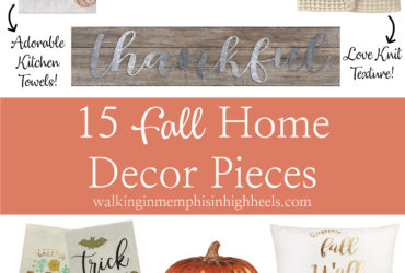 15 Fall Home Decor Ideas To Add Your House