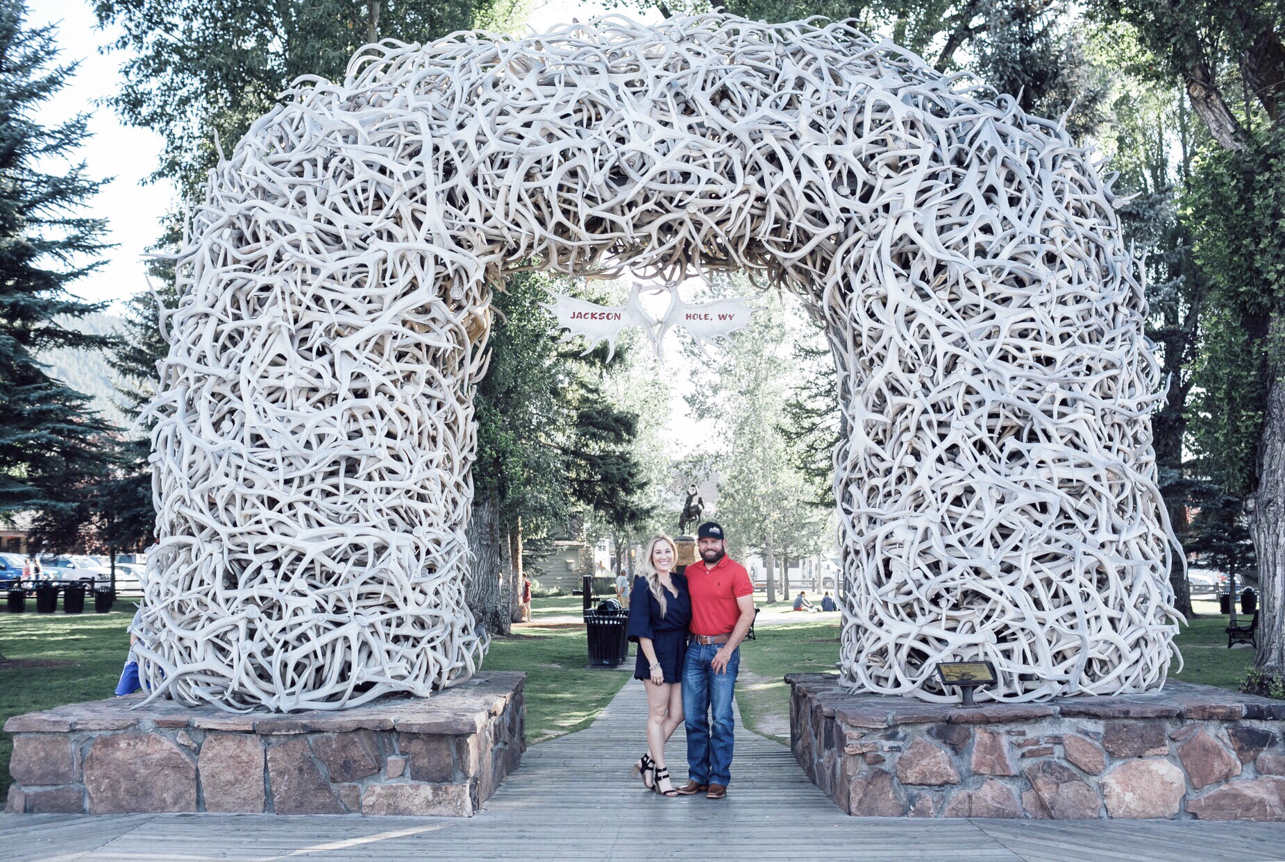 The Best Things to Do in Jackson Hole Wyoming in the Summer featured by top US travel blog, Waling in Memphis in High Heels