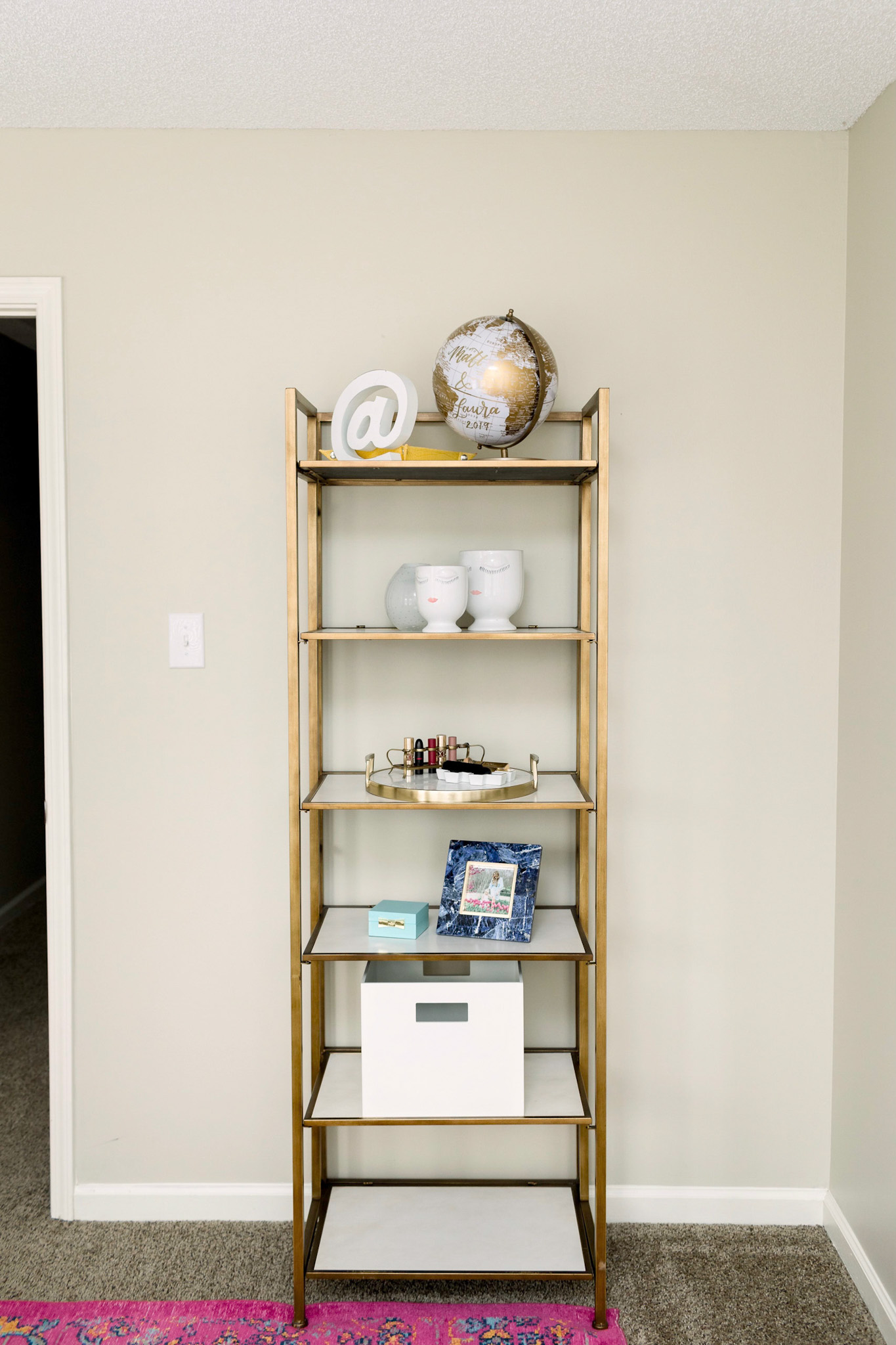How to Organize your Office with Wayfair office furniture, tips featured by top Memphis life and style blog, Walking in Memphis in High Heels.