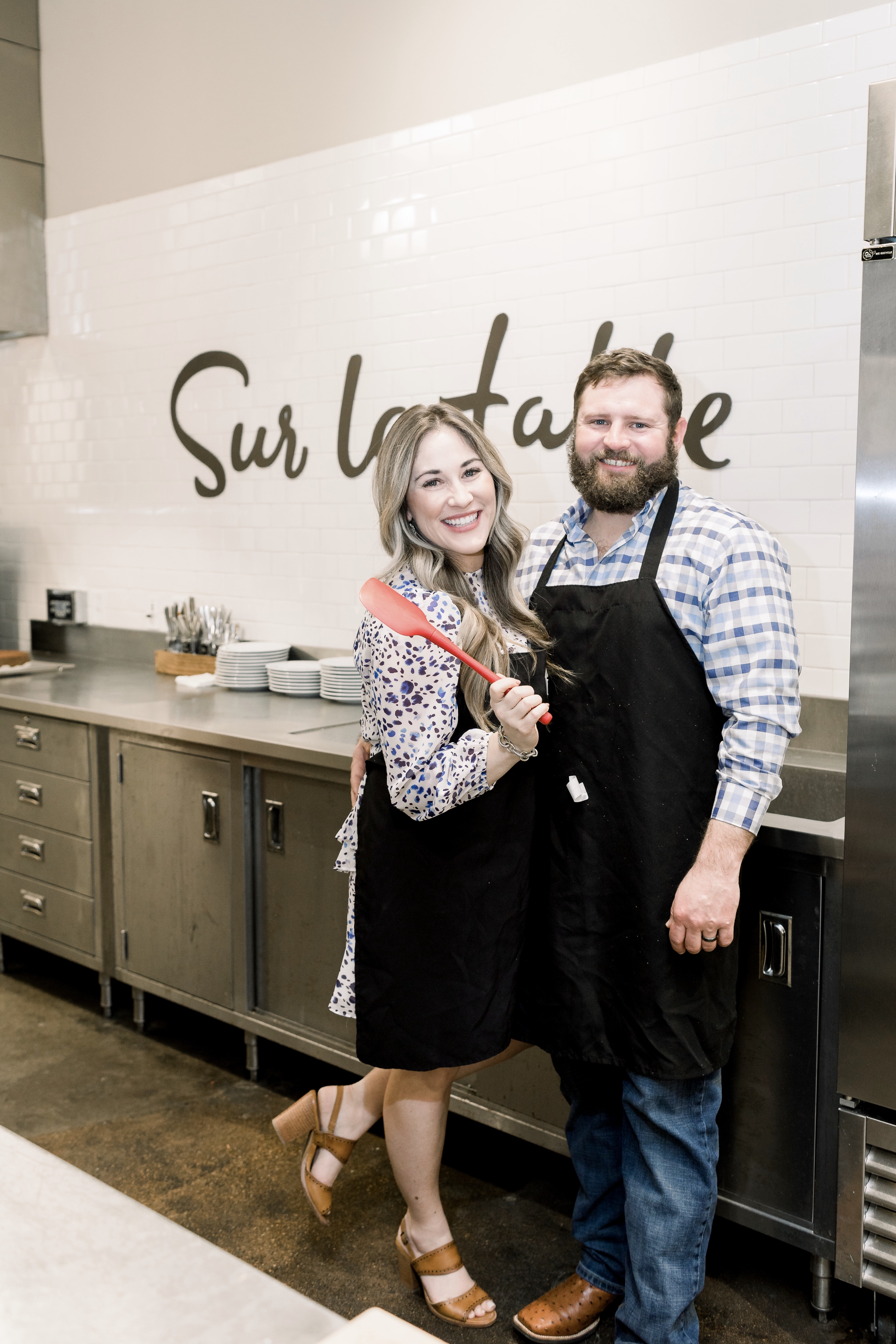 5 Reasons to take a Sur la Table Cooking Class