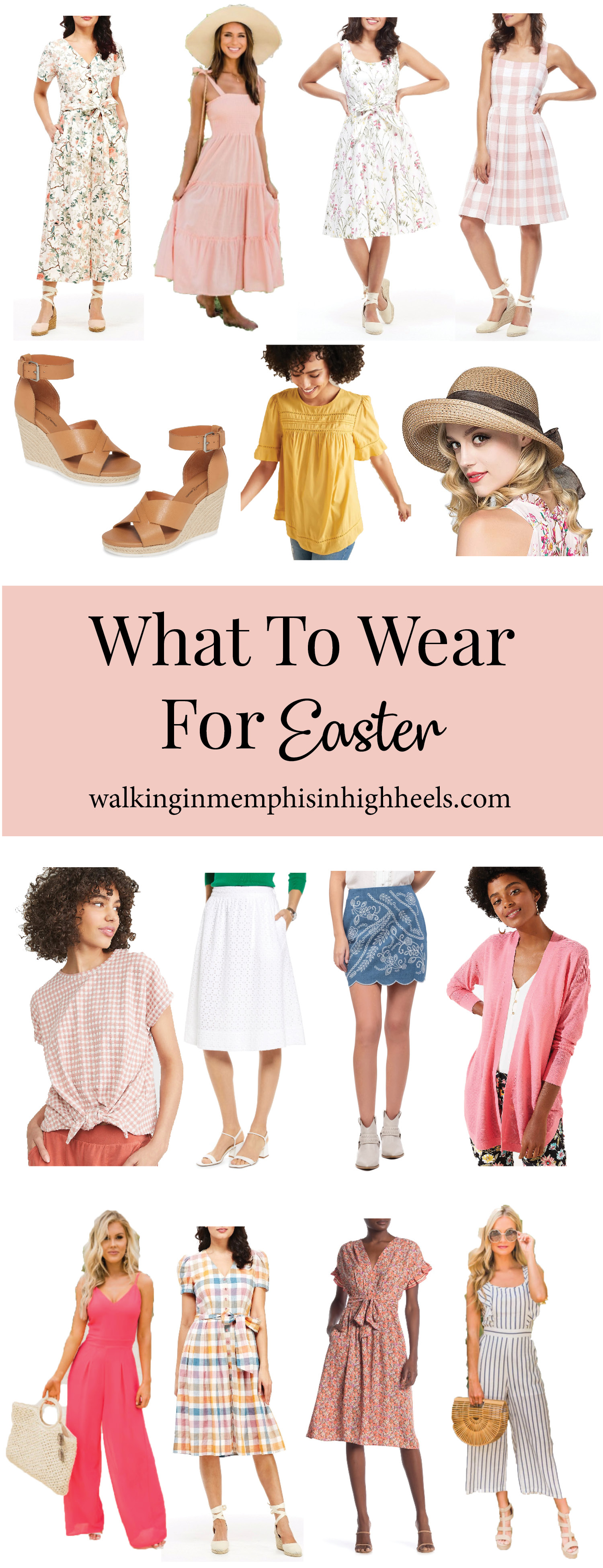 What to Wear for Easter Pictures