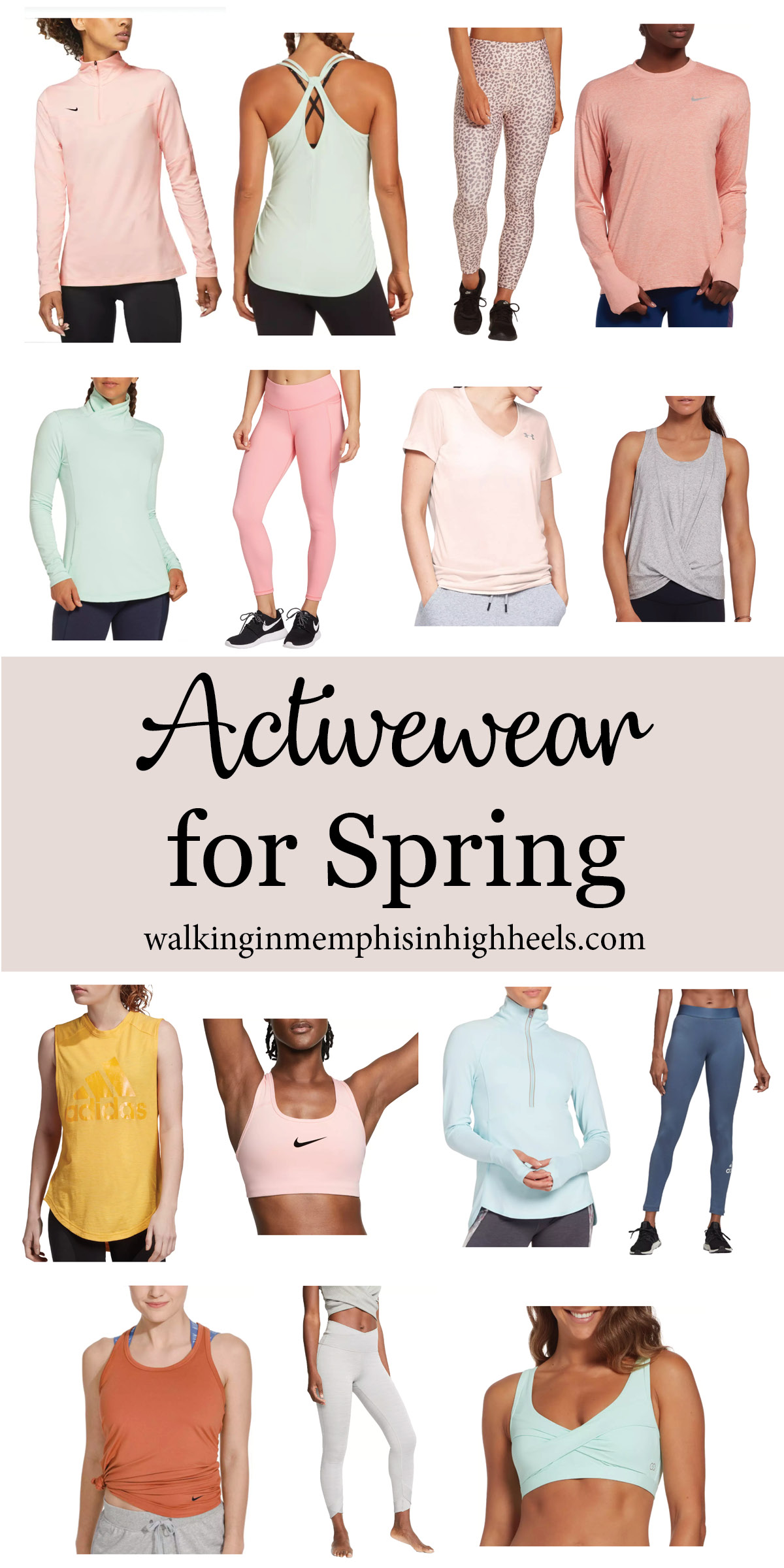 The Best Spring Activewear