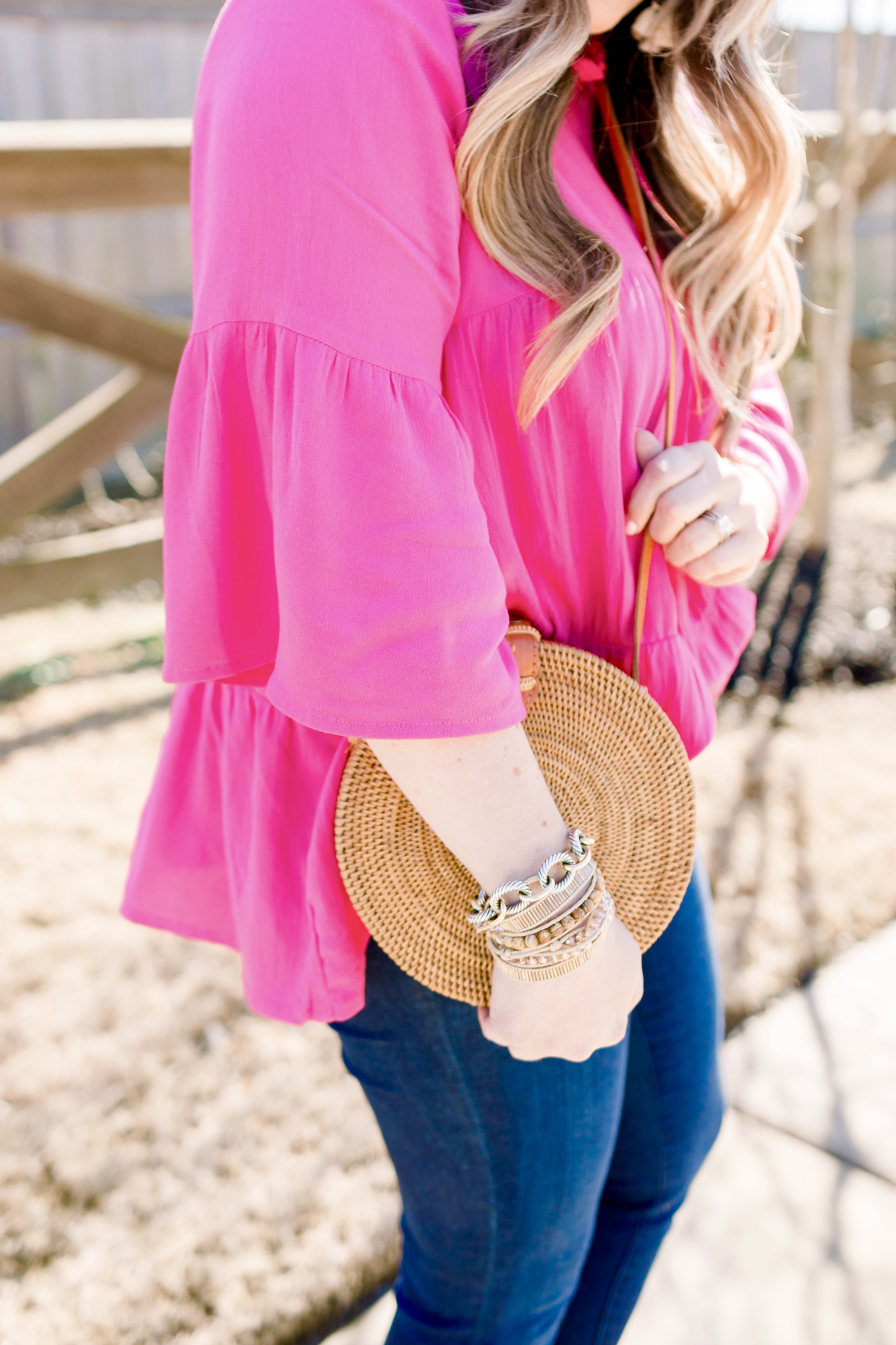 Spring Accessories featured by top Memphis fashion blog, Walking in Memphis in High Heels.