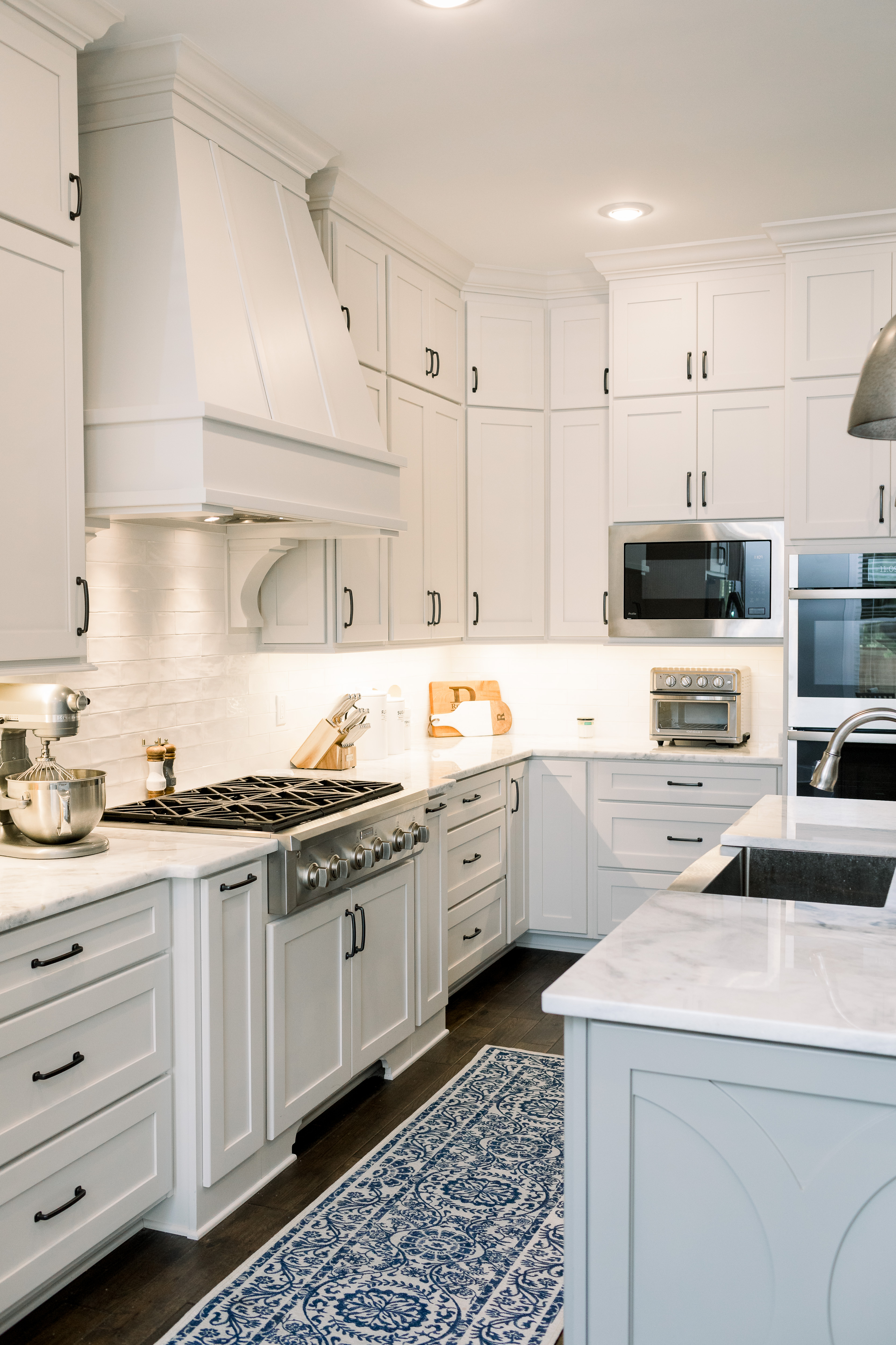 My White Farmhouse Kitchen Reveal