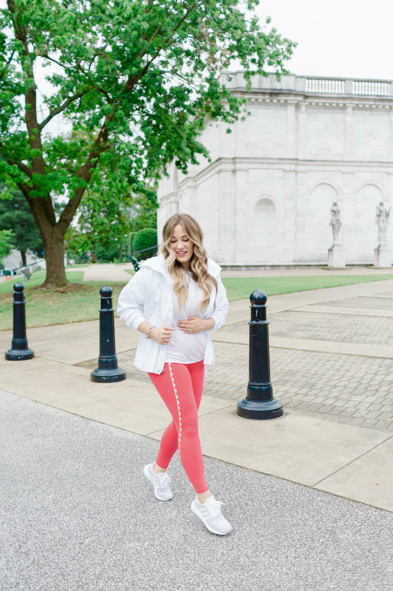 5 Top Tips for Working Out while Pregnant featured by top Memphis lifestyle blogger and expecting mom, Walking in Memphis in High Heels.
