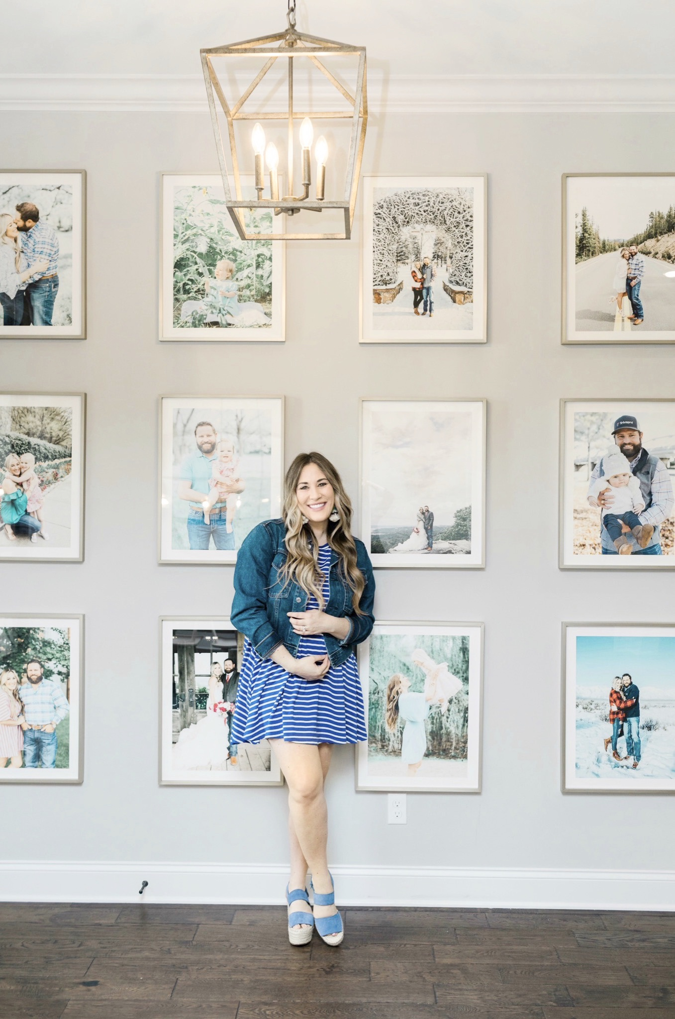 How to Make a Gallery Wall with Minted