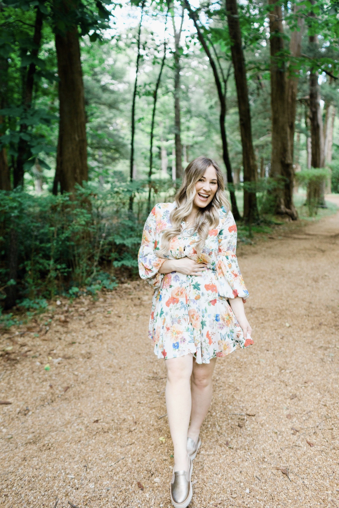 Cute summer sandals and slip ons featured by top Memphis fashion blogger, Walking in Memphis in High Heels: image of a woman wearing Lucchese leather slip ons.