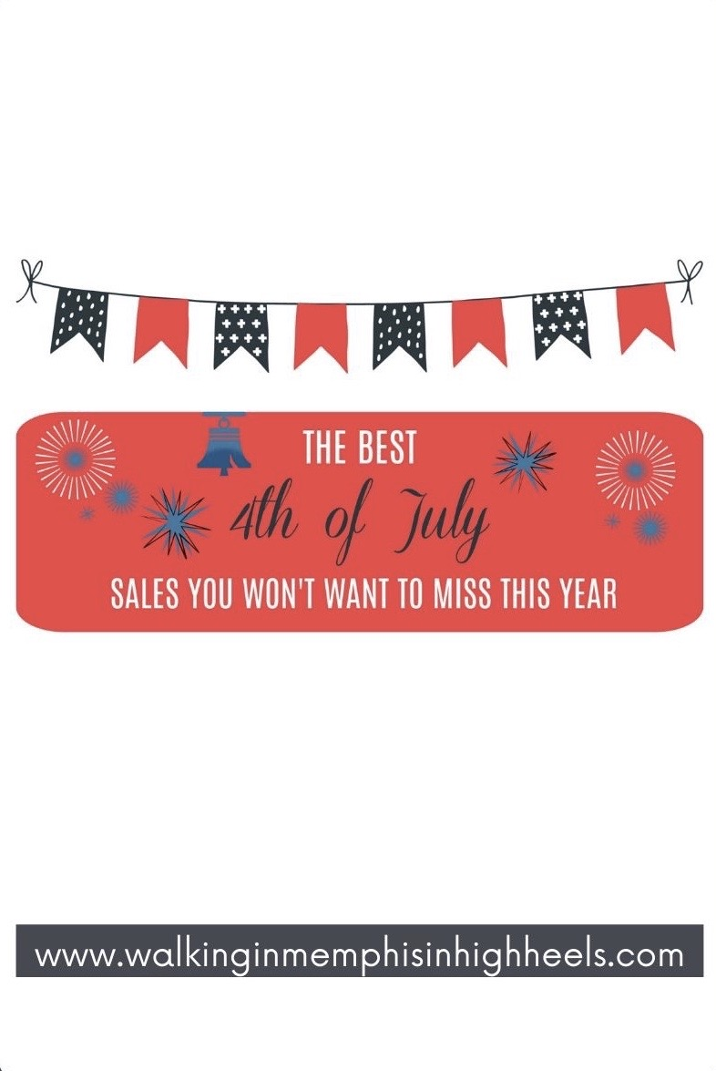 Shopping Guide: Best 4th of July Sales and Deals You Don't Want to Miss!