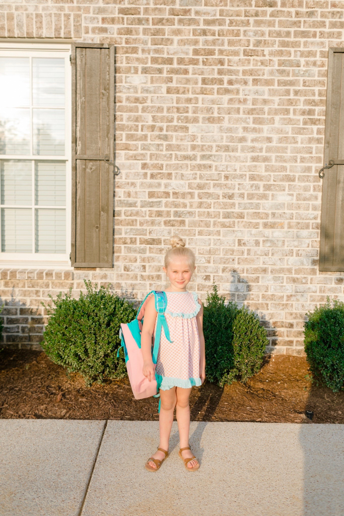 How to Prepare Your Child for Kindergarten: 5 Easy Ways featured by top Memphis mommy blogger, Walking in Memphis in High Heels.