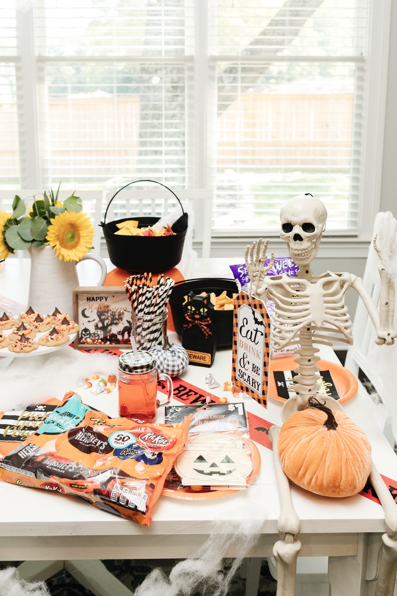 Dollar General Halloween Shopping Guide featured by top Memphis lifestyle blogger, Walking in Memphis in High Heels.