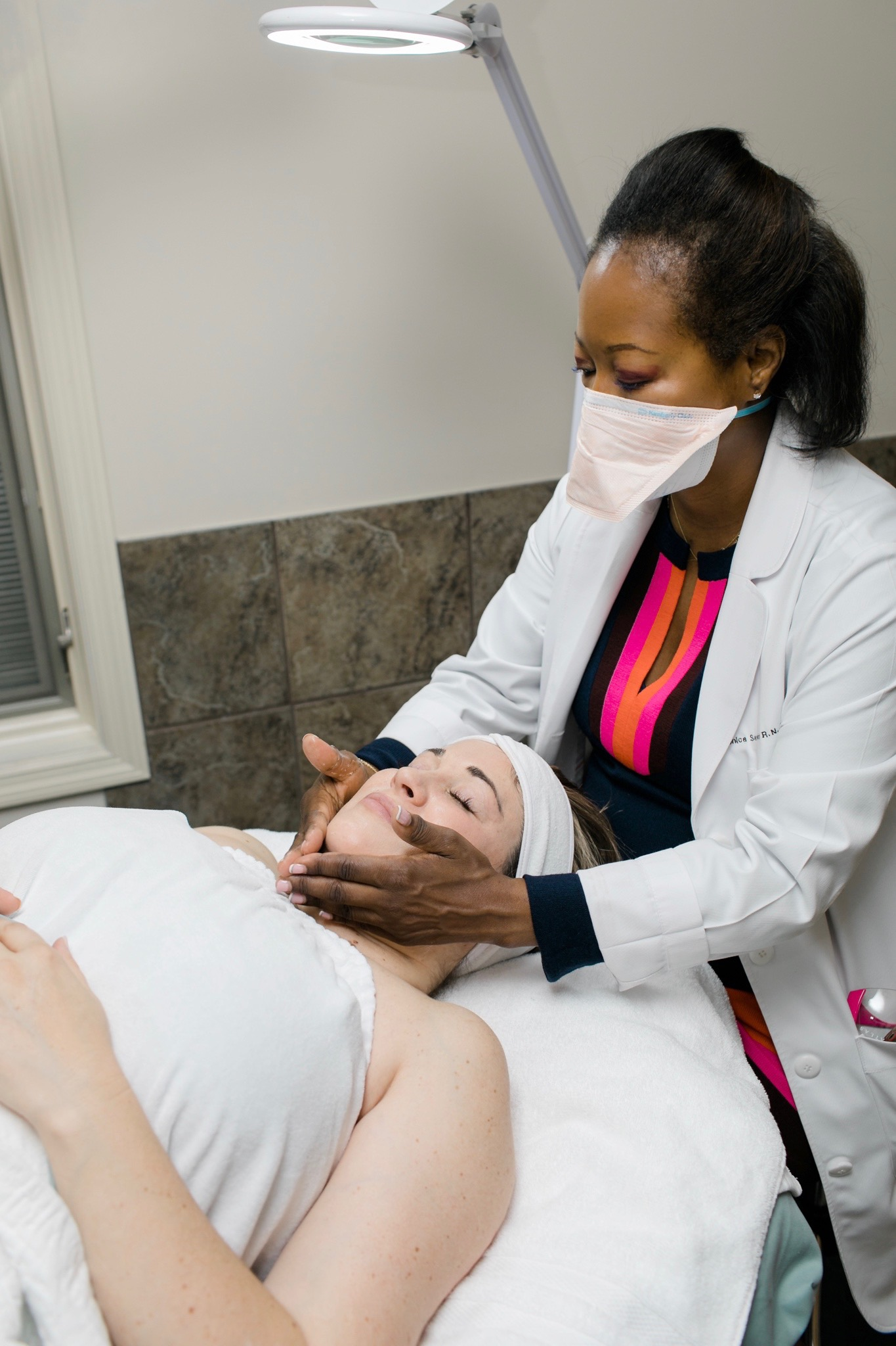 Medical Spa Treatments While Pregnant: What is Safe? Tips featured by top Memphis beauty blogger, Walking in Memphis in High Heels.