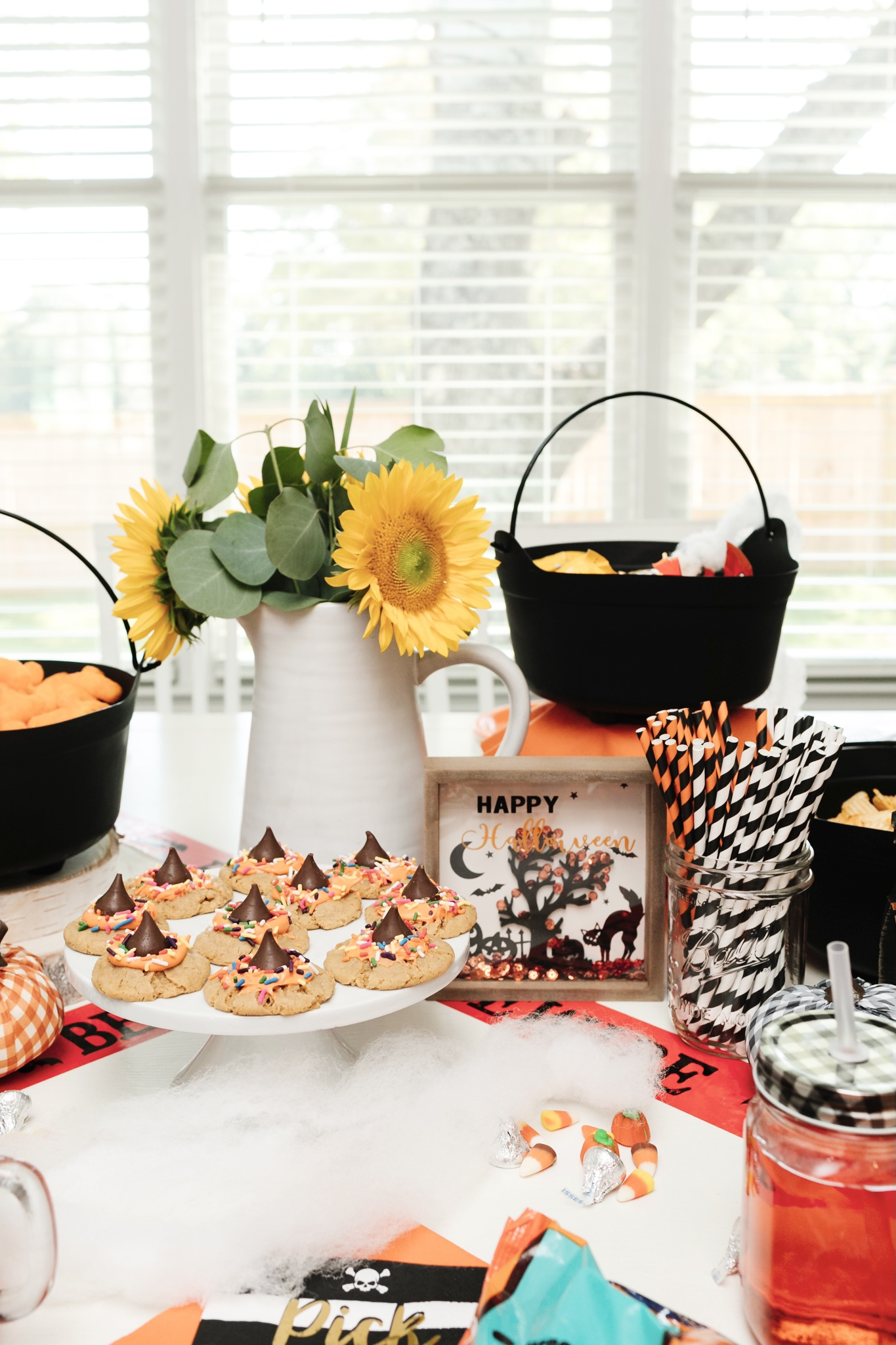 Fun Halloween Treat Ideas for the Whole Family featured by top Memphis lifestyle blogger, Walking in Memphis in High Heels.