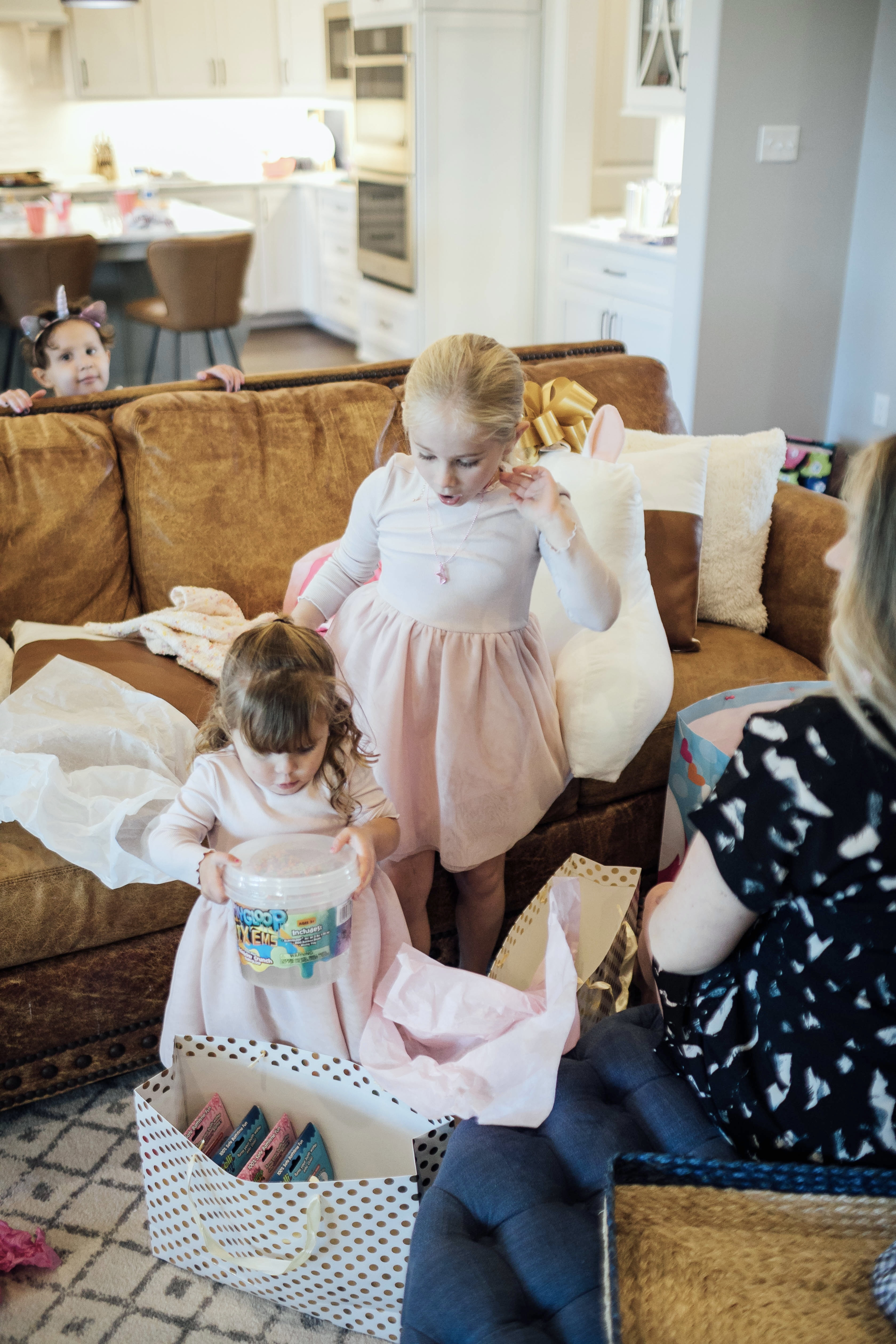 Pumpkins & Pink Princesses Birthday Party featured by top Memphis lifestyle blogger, Walking in Memphis in High Heels.