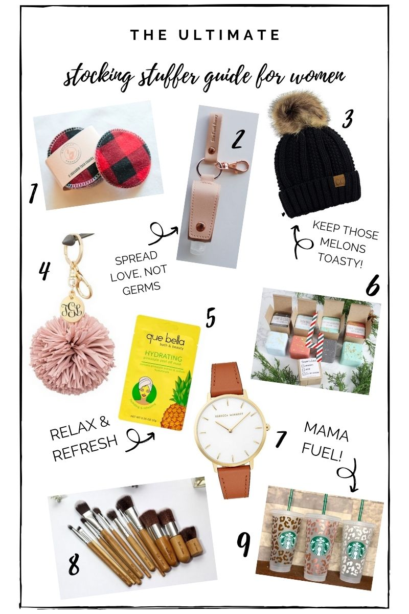 The Best Stocking Stuffer Ideas for Everyone in the Family featured by top Memphis lifestyle blogger Walking in Memphis in High Heels.