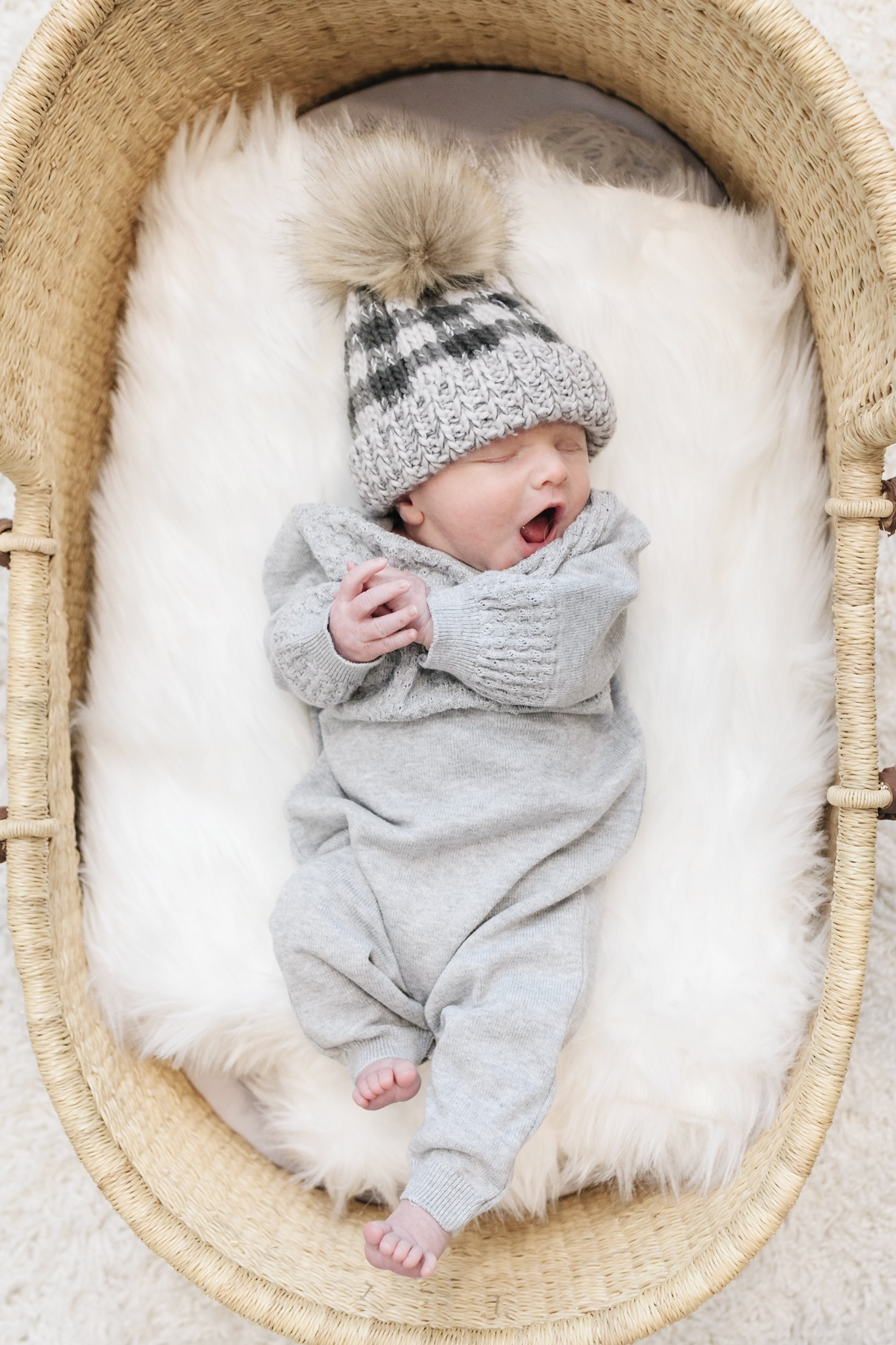 Welcome Grayson, a Baby Birth story featured by top Memphis mommy blogger, Walking in Memphis in High Heels.