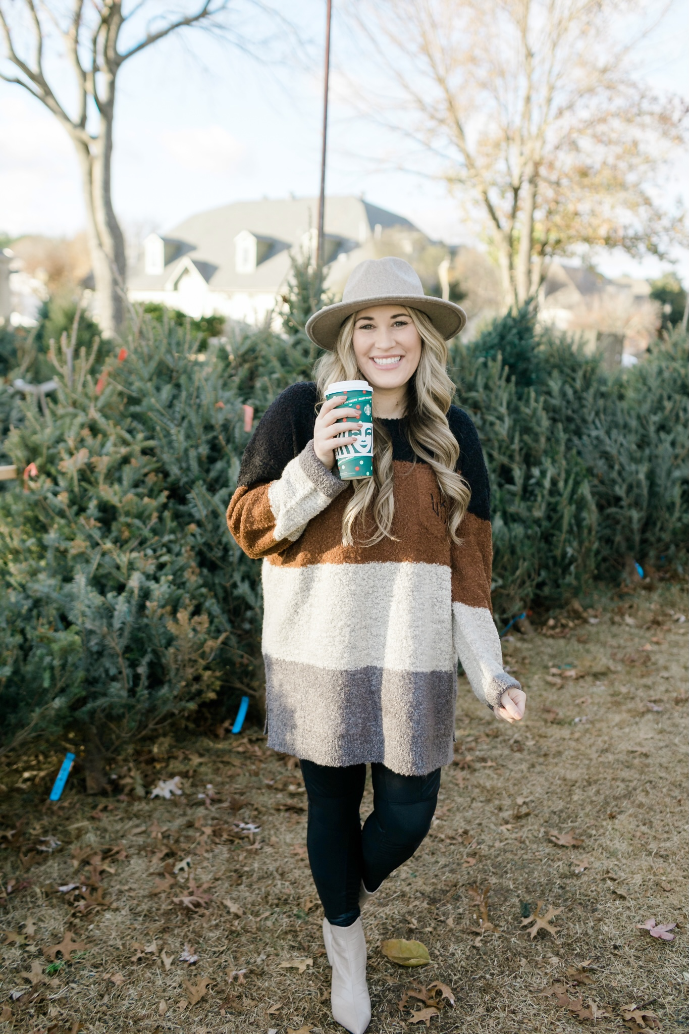 10 Cute Winter Sweaters for Women + $50 Marleylilly Gift Card Giveaway!! featured by top Memphis fashion blogger, Walking in Memphis in High Heels.