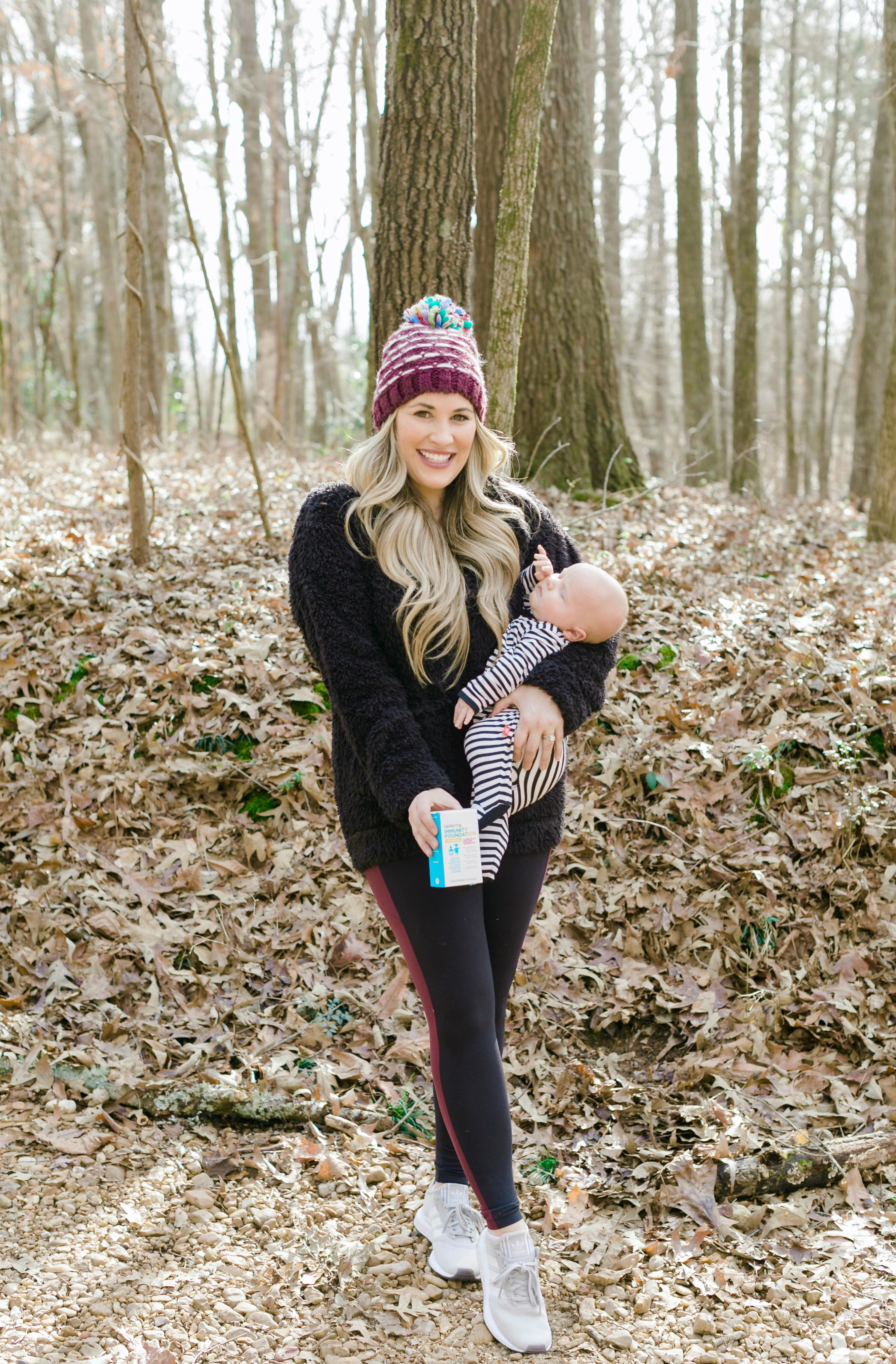 UpSpring Immunity Foundation Probiotic Drops review: the best probiotics for babies and children, featured by top Memphis mommy blogger, Walking in Memphis in High Heels.