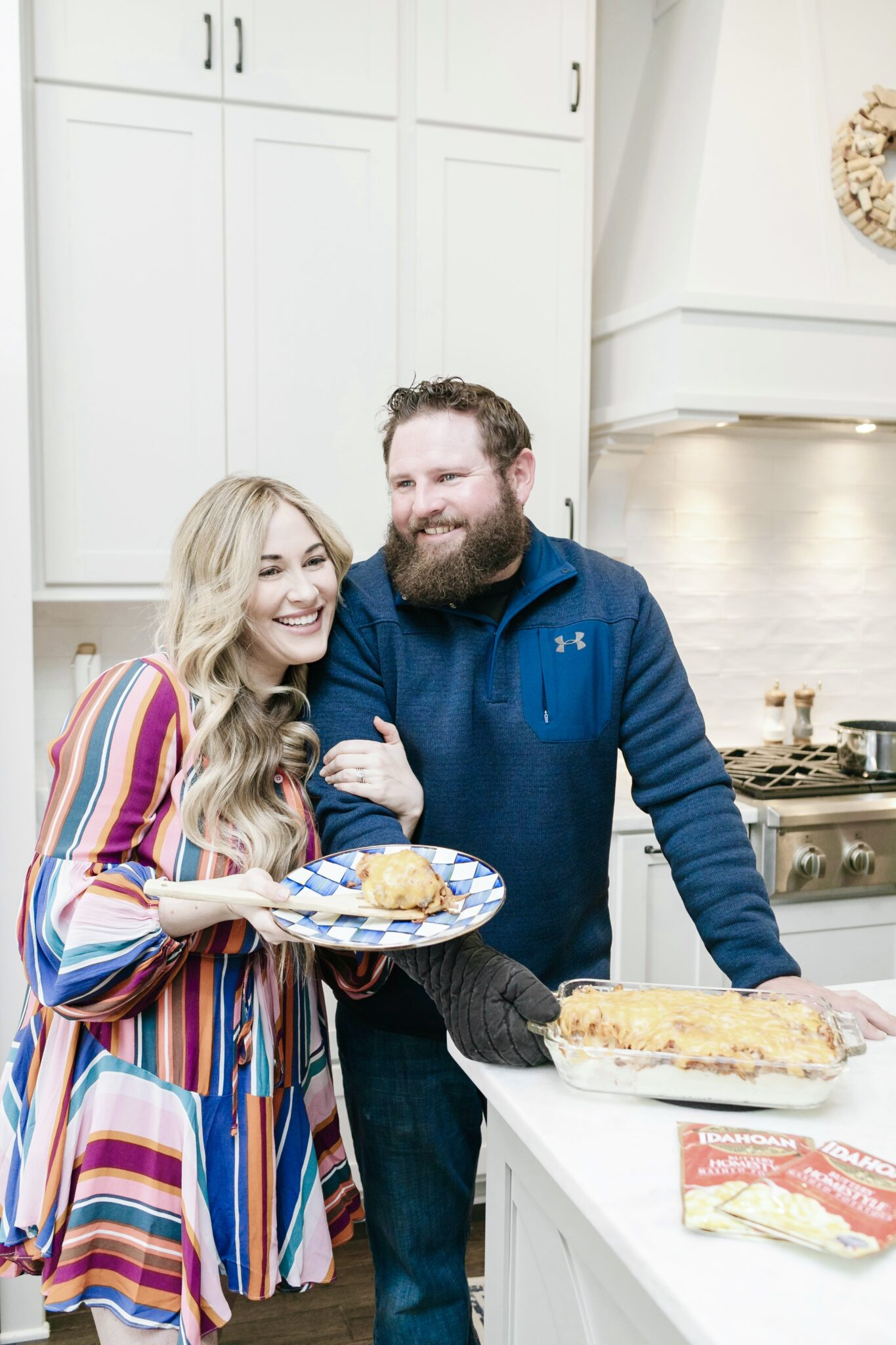 Memphis Smoked BBQ Mashed Potato Casserole Recipe featured by top Memphis lifestyle blogger, Walking in Memphis in High Heels.
