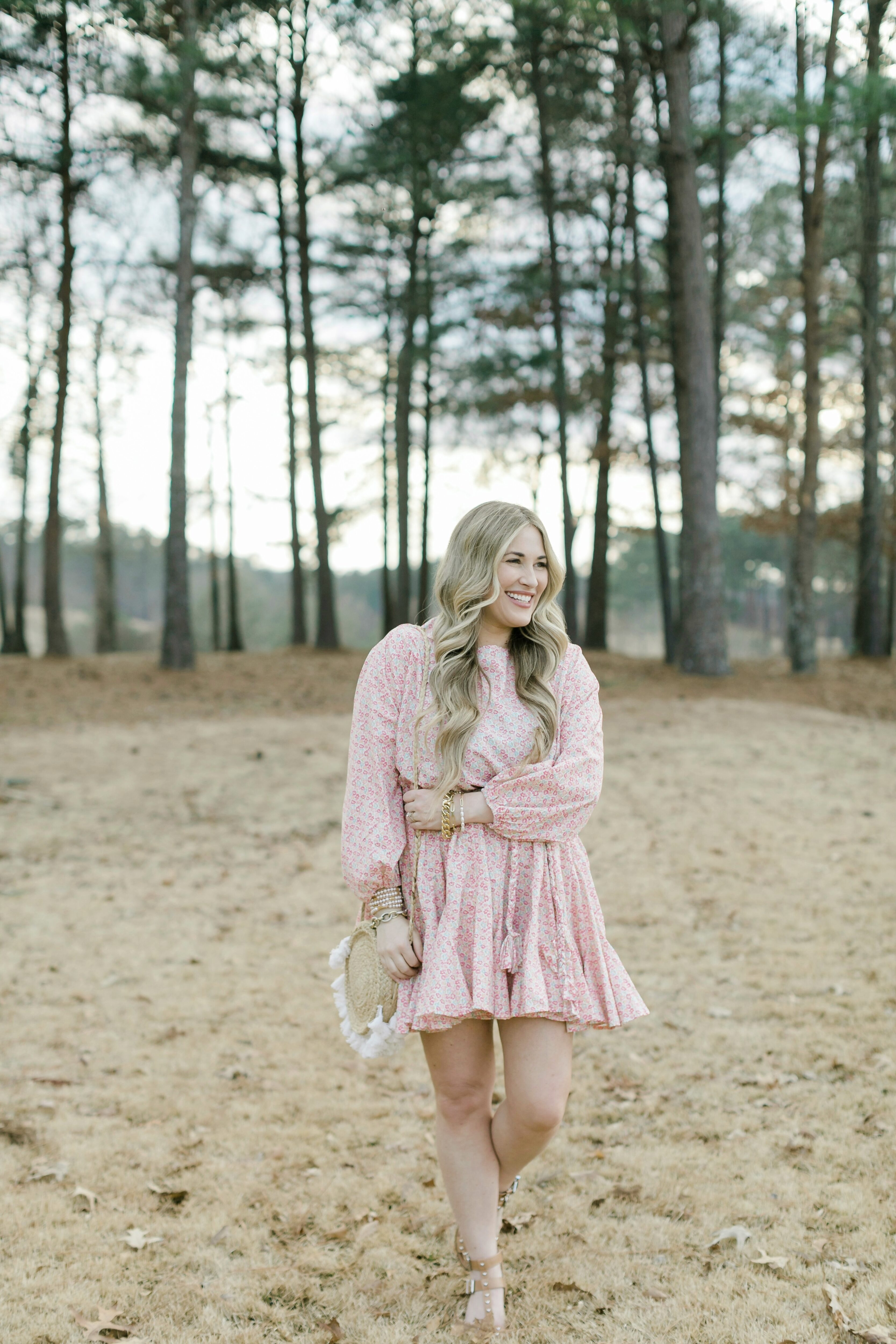 How to Dress up Your Spring Outfit with Accessories, tips featured by top Memphis fashion blogger, Walking in Memphis in High Heels.