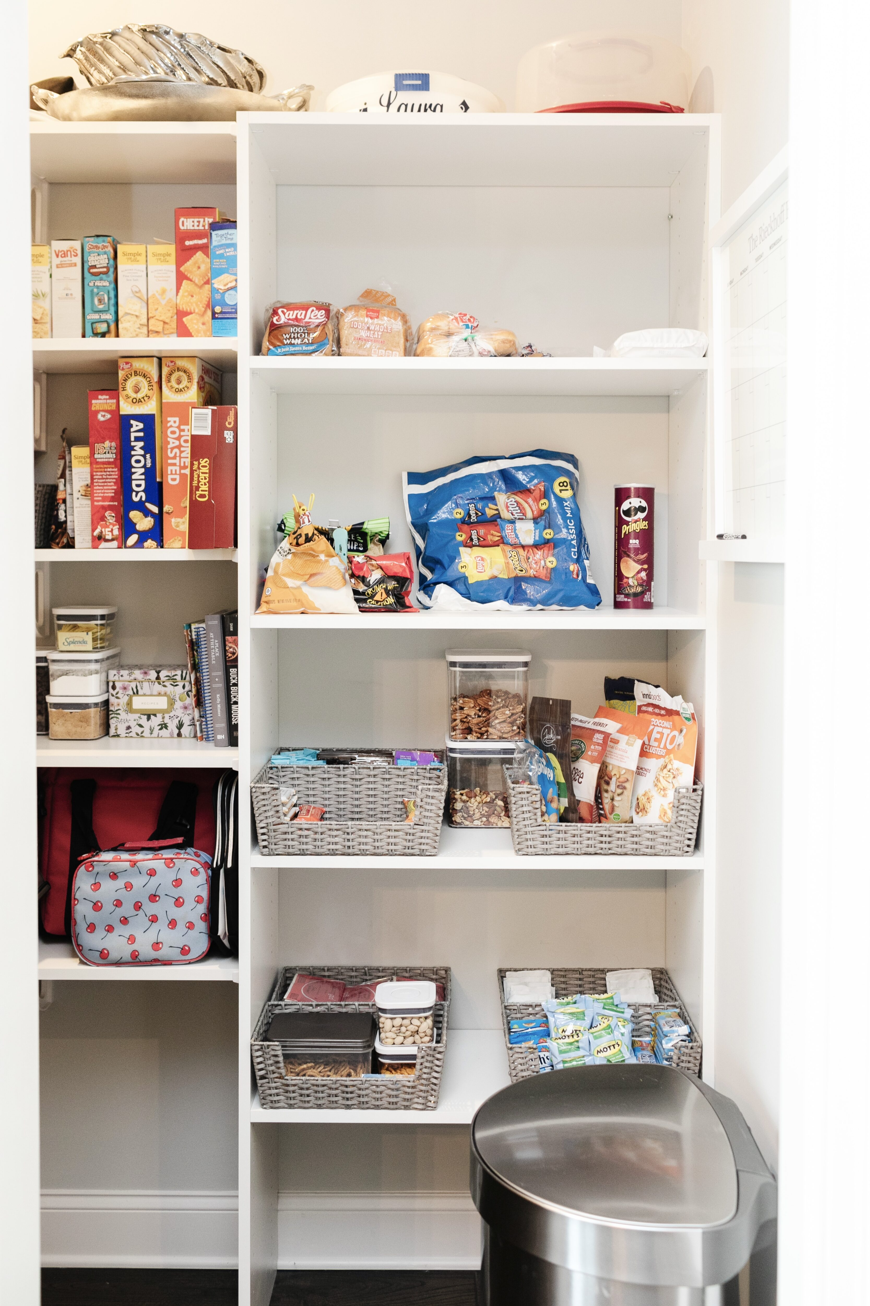 How to Organize Your Kitchen Pantry, tips featured by top Memphis lifestyle blogger, Walking in Memphis in High Heels.