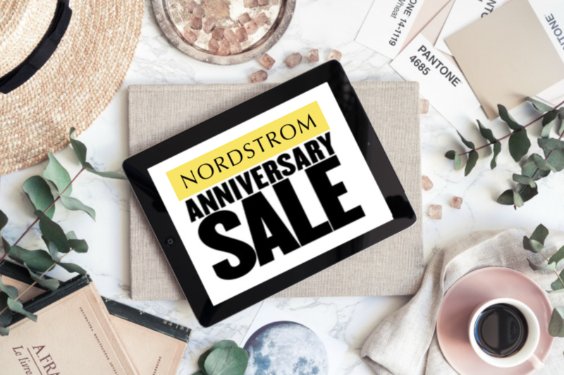 Tips to shop the Nordstrom Anniversary Sale featured by top Memphis fashion blogger, Walking in Memphis in High Heels.
