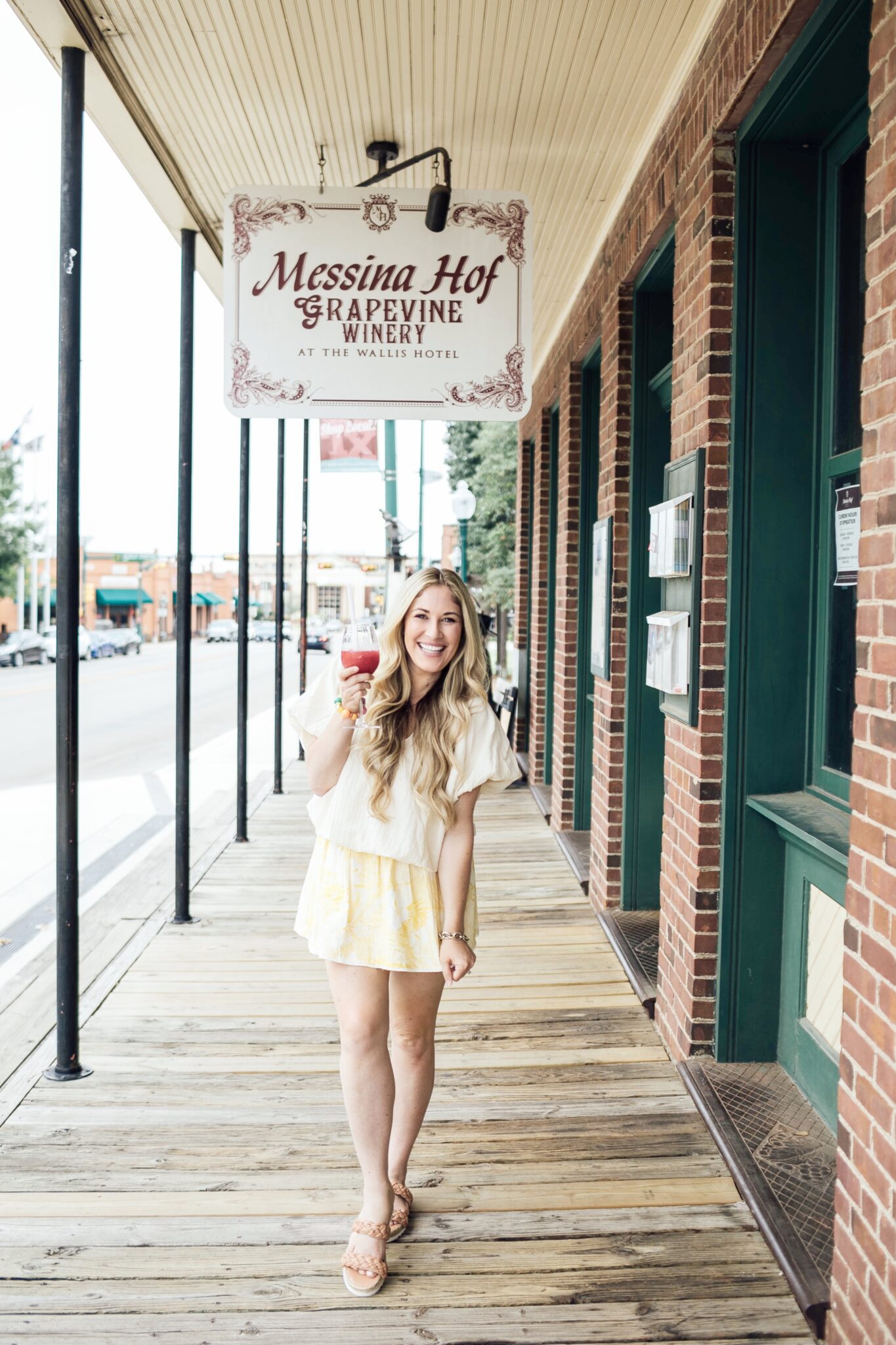 Top 6 Best Wineries in Grapevine featured by top Memphis blogger, Walking in Memphis in High Heels.