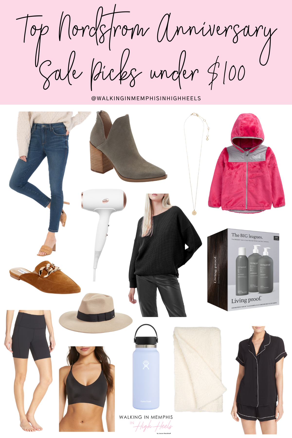 Nordstrom Anniversary Sale 2021: Top Picks under $100 featured by top US lifestyle blogger, Walking in Memphis in High Heels.